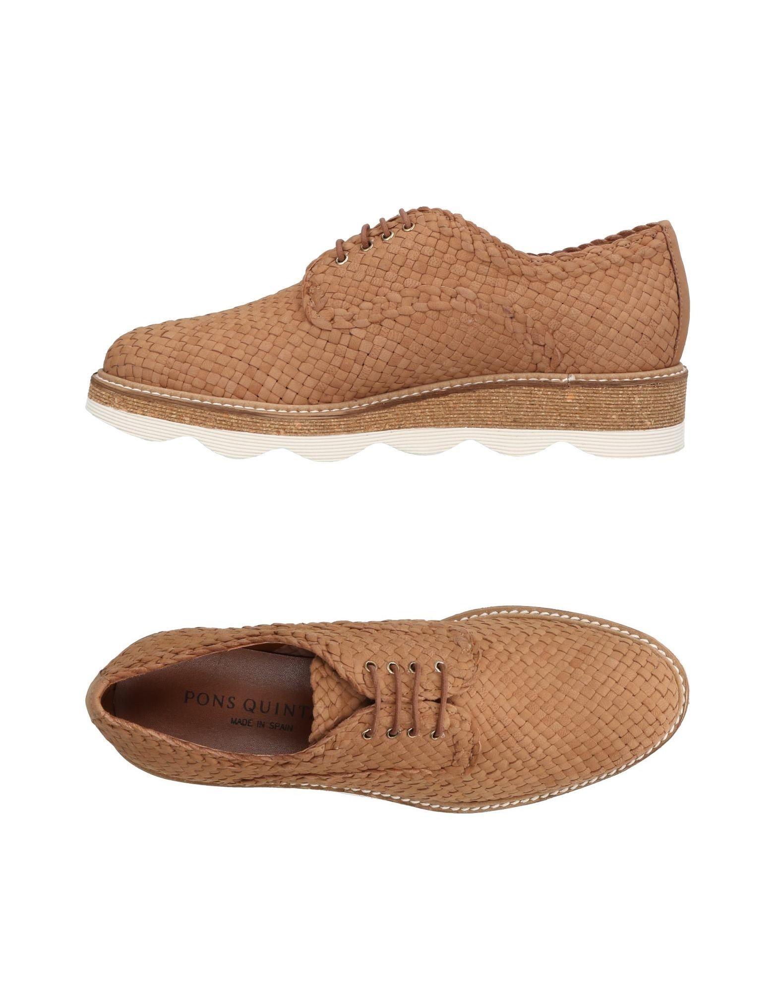 Pons Quintana Schnürschuhe Damen  11433690TR Gute Qualität beliebte Schuhe
