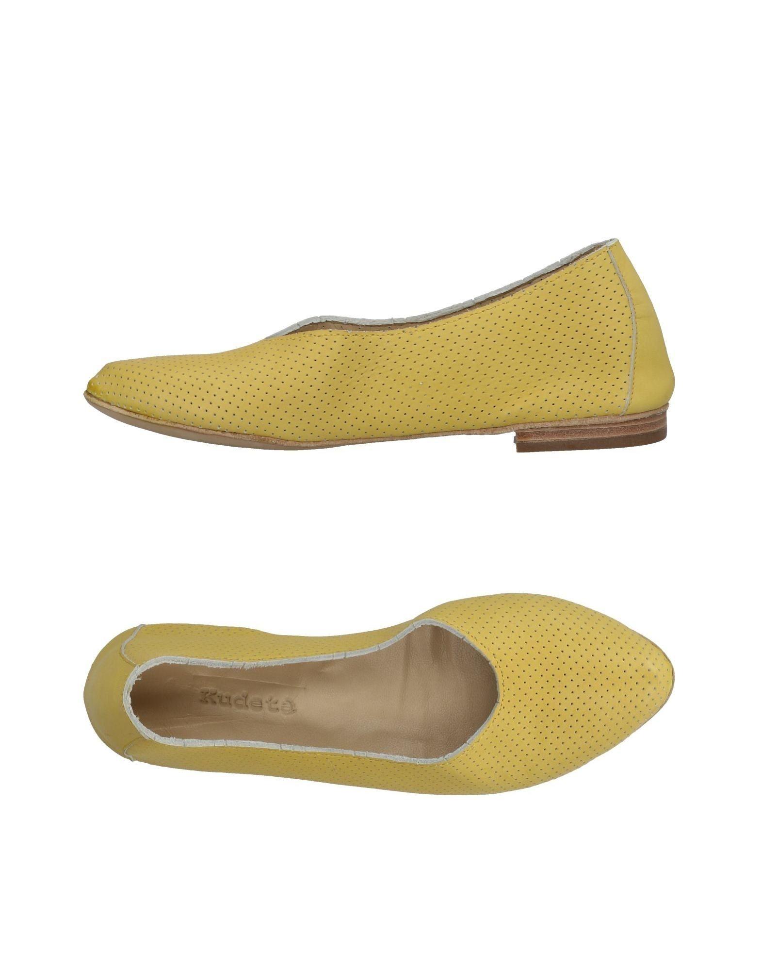 Kudetà Ballerinas Damen  11433695PU Gute Qualität beliebte Schuhe