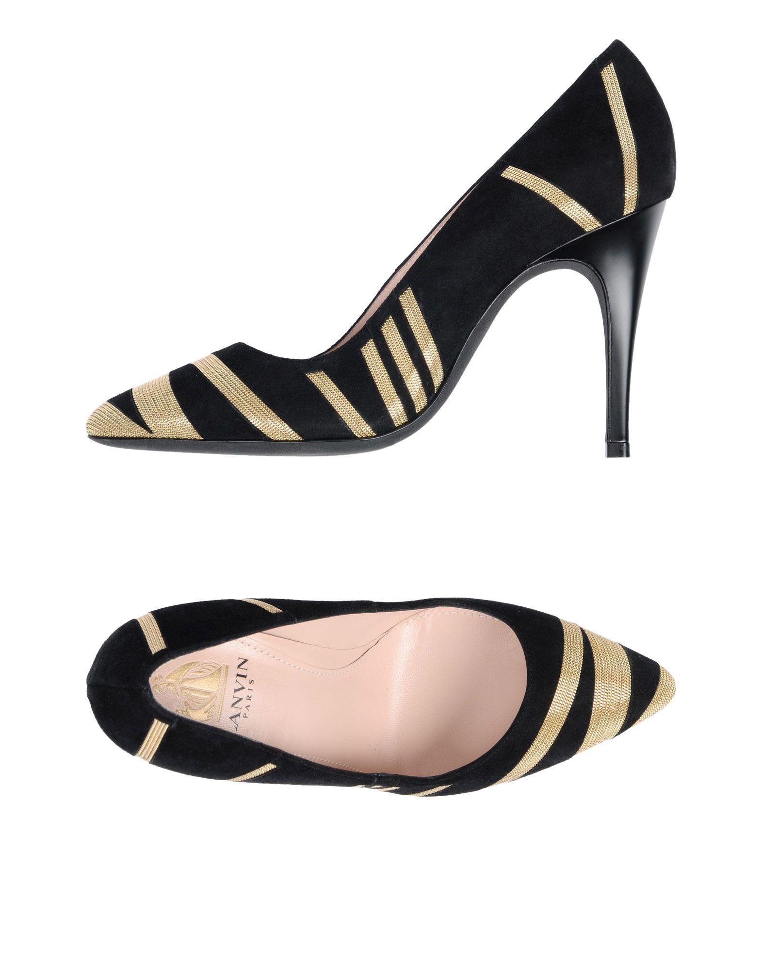 Lanvin Pumps Damen  11433750ITGut aussehende strapazierfähige Schuhe