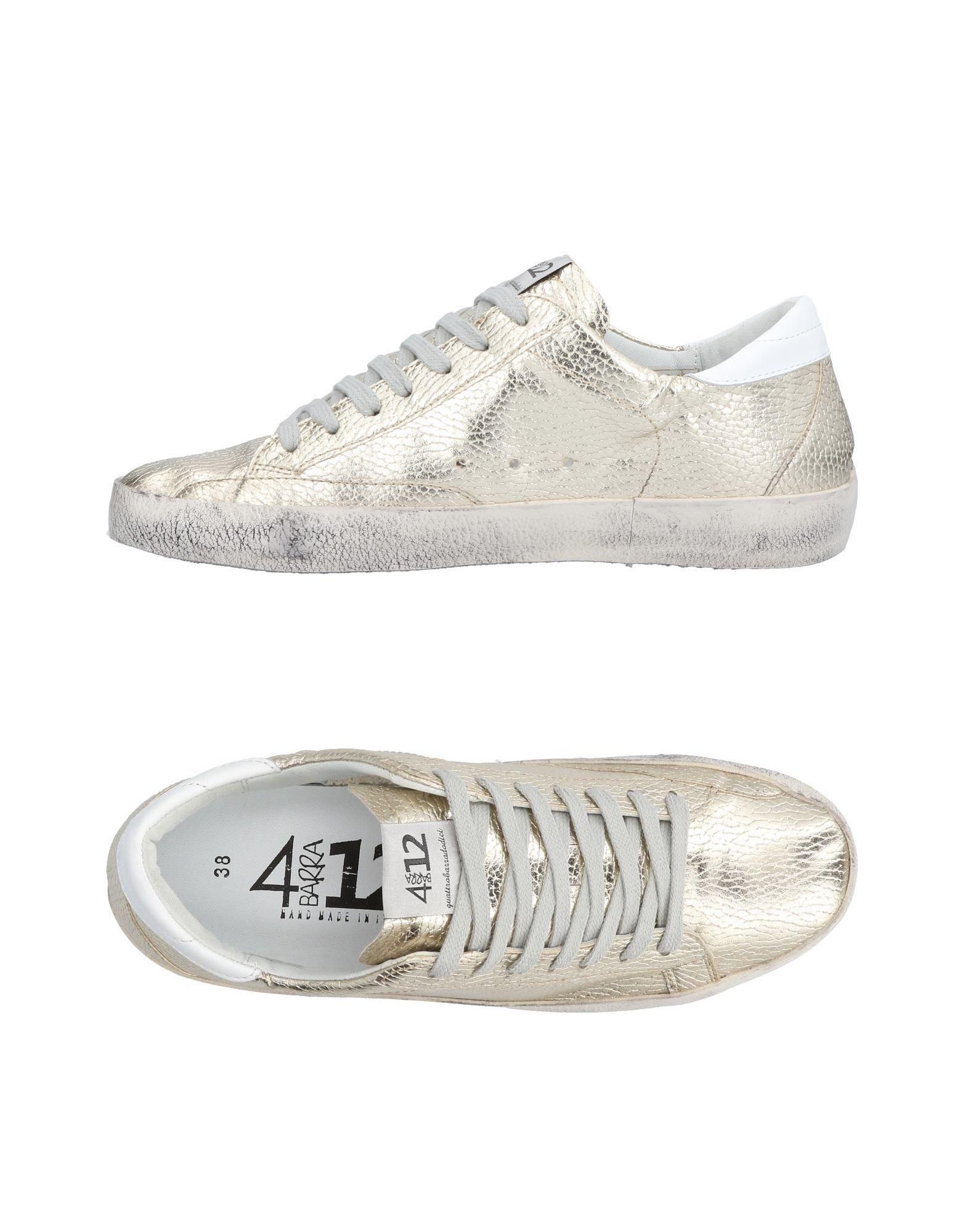 Moda Sneakers Quattrobarradodici Donna - 11433761RG