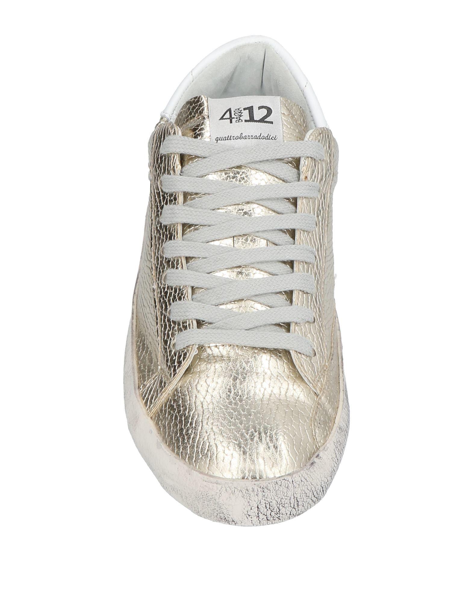 Scarpe economiche e resistenti Sneakers Quattrobarradodici Donna - 11433761RG