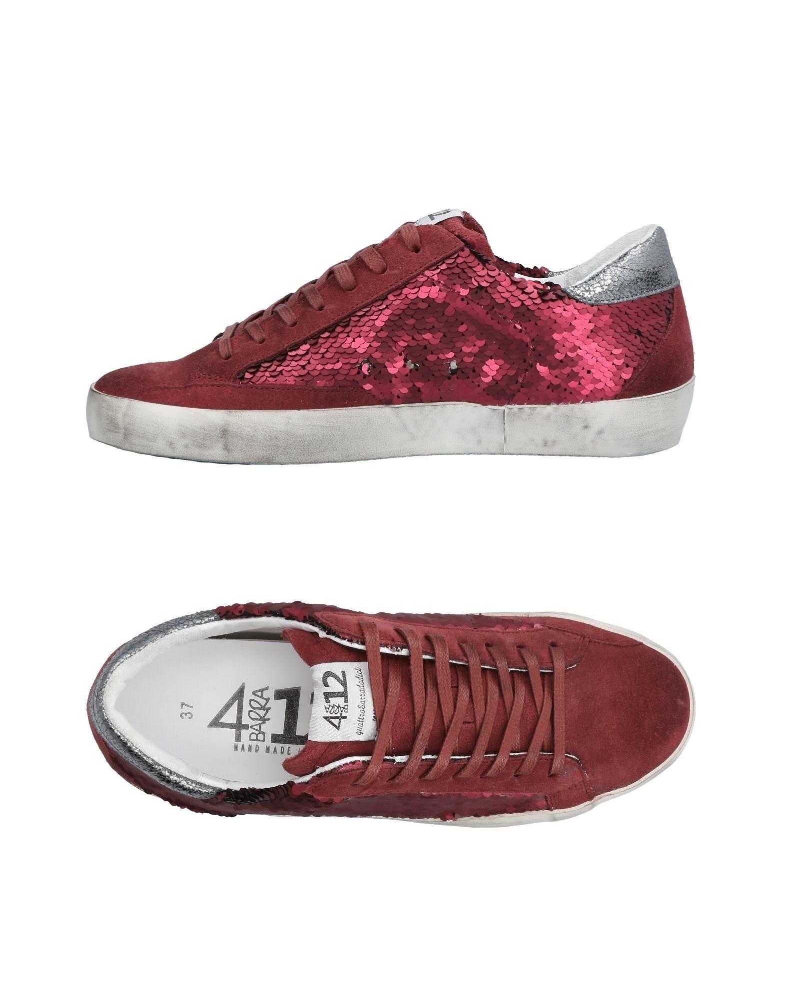 A buon mercato Sneakers Quattrobarradodici Donna - 11433772VE