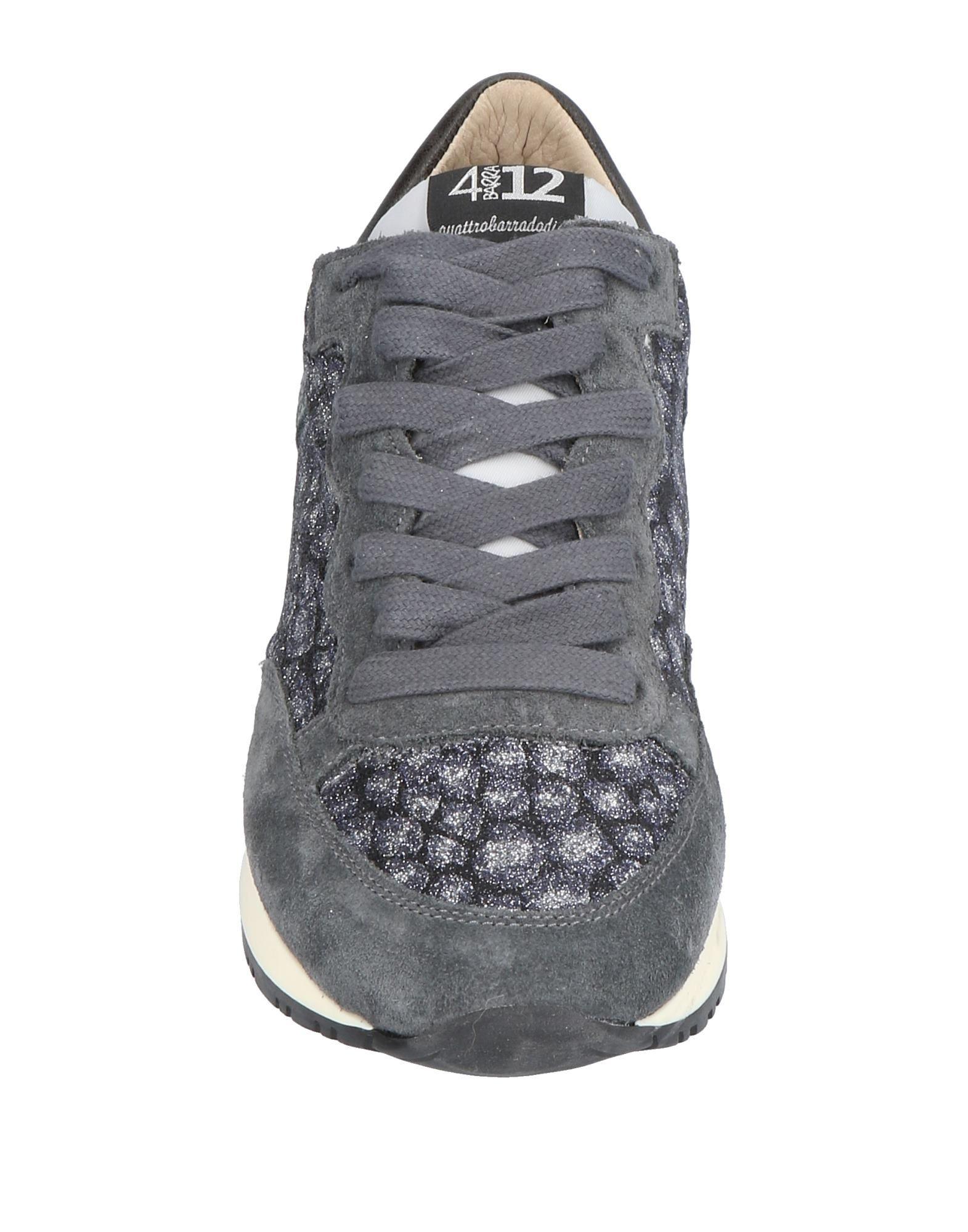 Quattrobarradodici Sneakers Damen beliebte  11433782RV Gute Qualität beliebte Damen Schuhe d14901