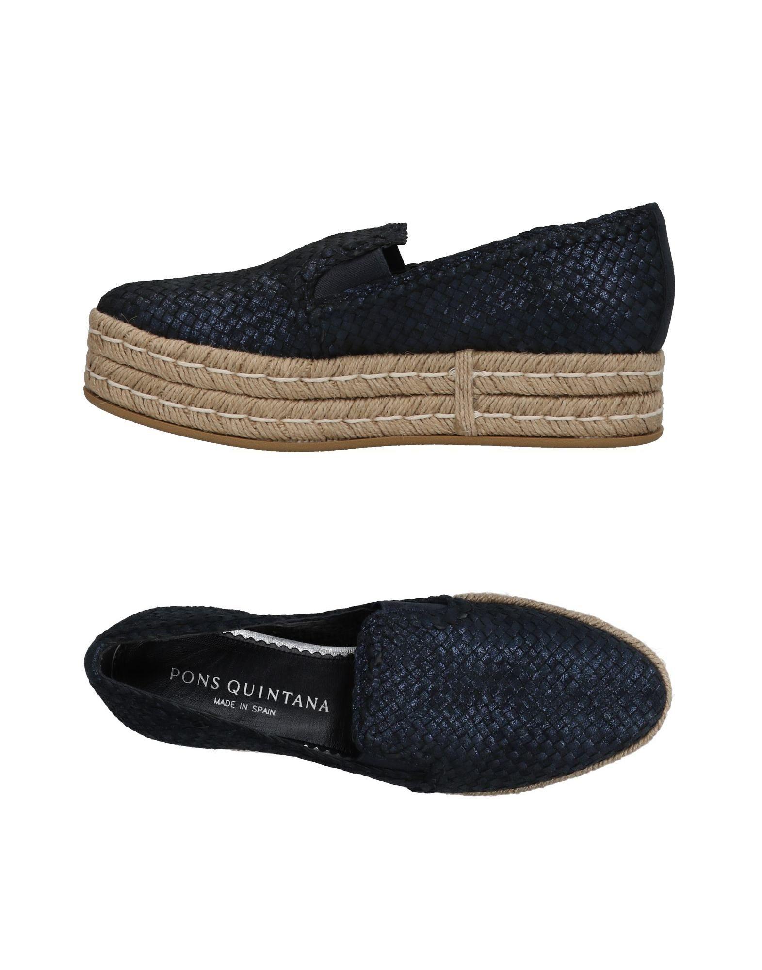 Pons Quintana Espadrilles Damen  11433783QX Gute Qualität beliebte Schuhe