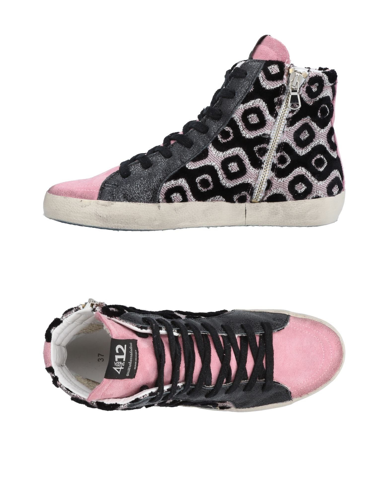 Quattrobarradodici Sneakers Gute Damen  11433803GU Gute Sneakers Qualität beliebte Schuhe ea81e2