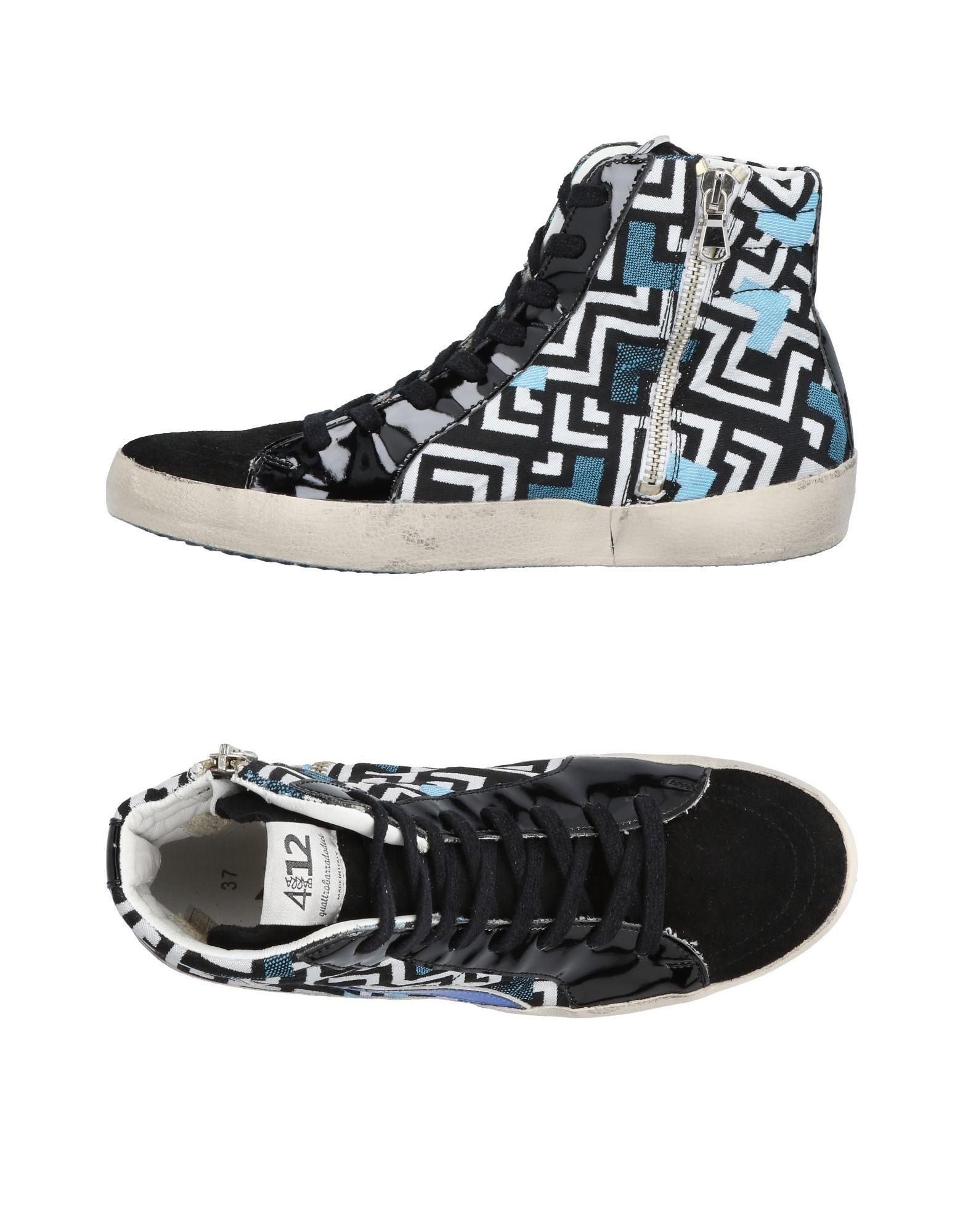 Günstige und modische Schuhe Quattrobarradodici Sneakers Damen  11433805RQ