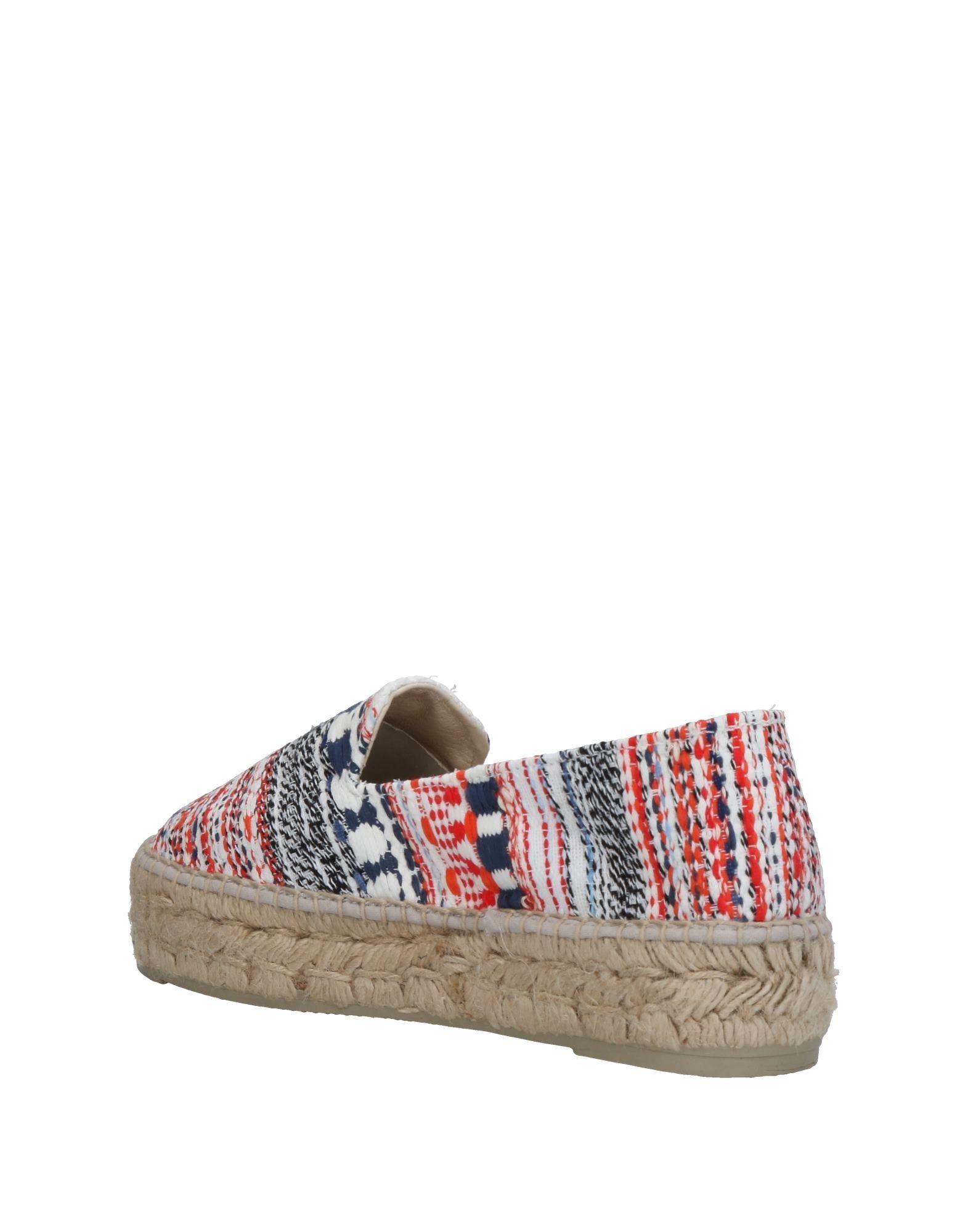 Günstige und modische Schuhe Manebí Espadrilles Damen  11433831VE
