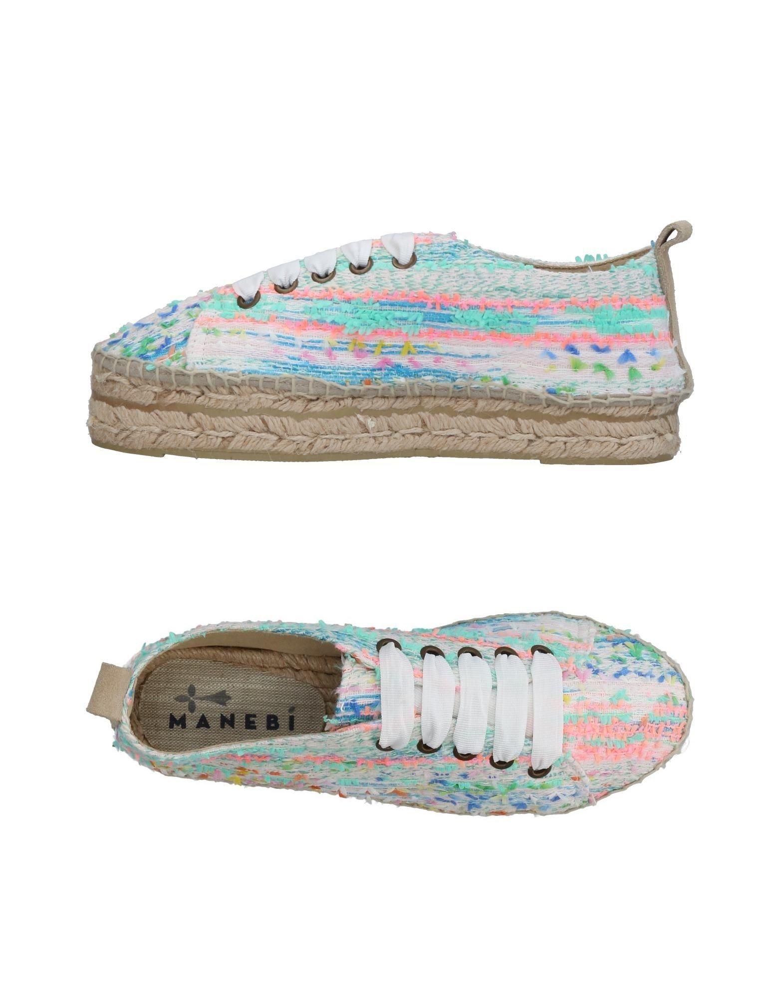 Scarpe economiche e resistenti Sneakers Manebí Donna - 11433853WU