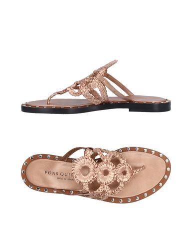 Los zapatos más populares para hombres y mujeres Sandalias De Dedo Pons Quintana Mujer - Sandalias De Dedo Pons Quintana   - 11433877IH Cobre