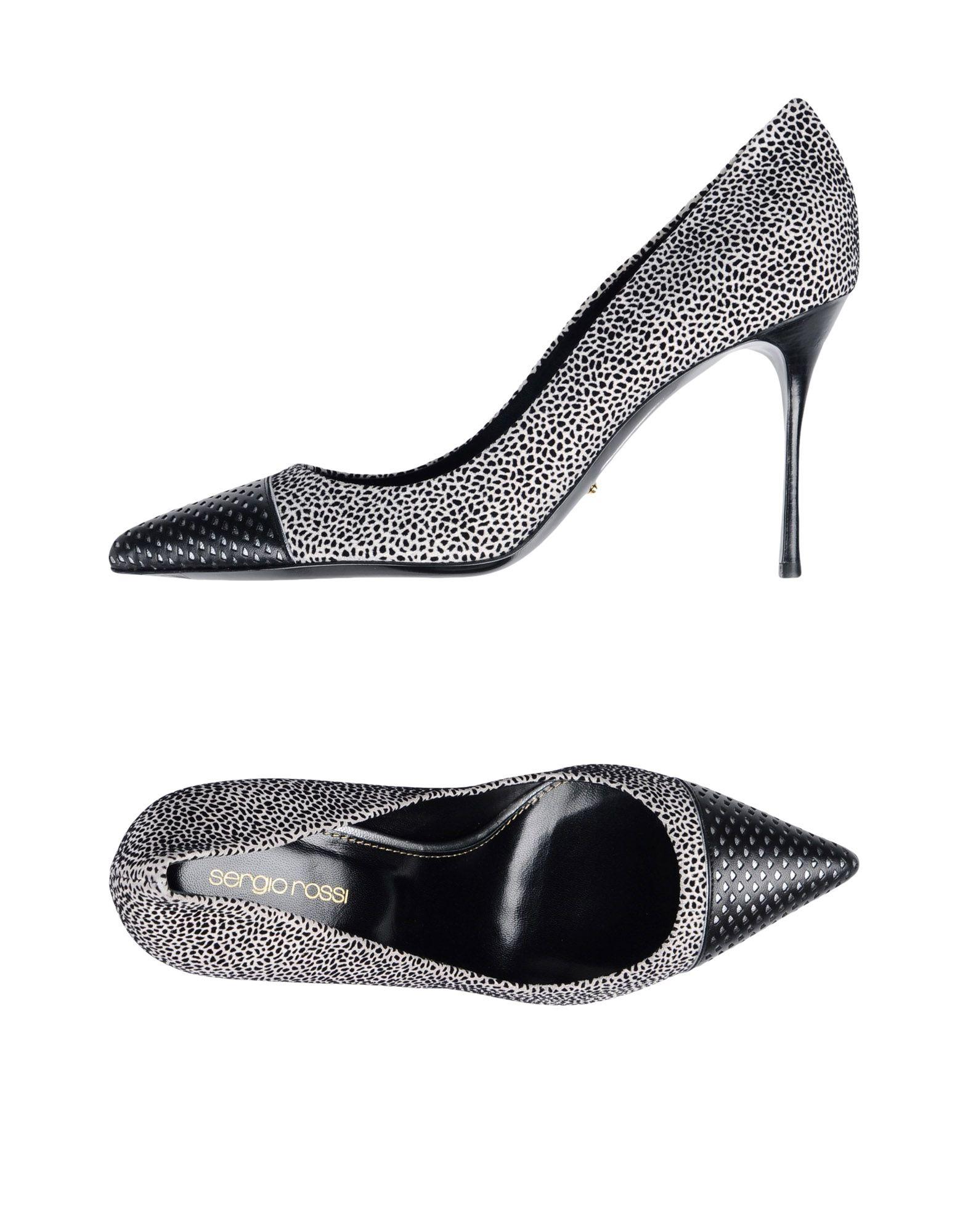 Sergio Rossi Pumps Damen  11433907PEGut aussehende strapazierfähige Schuhe