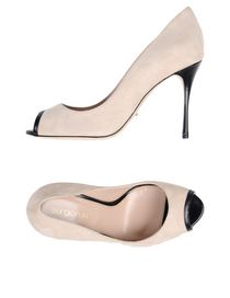 Top dcollet Scarpe da Donna Tacco Alto 1143 Rosa 36
