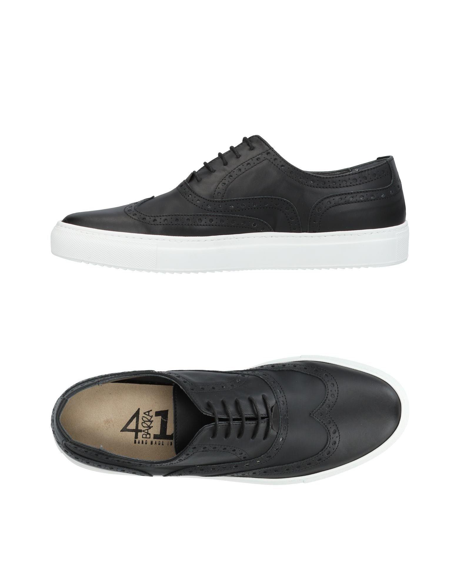 Sneakers Quattrobarradodici Homme - Sneakers Quattrobarradodici  Noir Dernières chaussures discount pour hommes et femmes