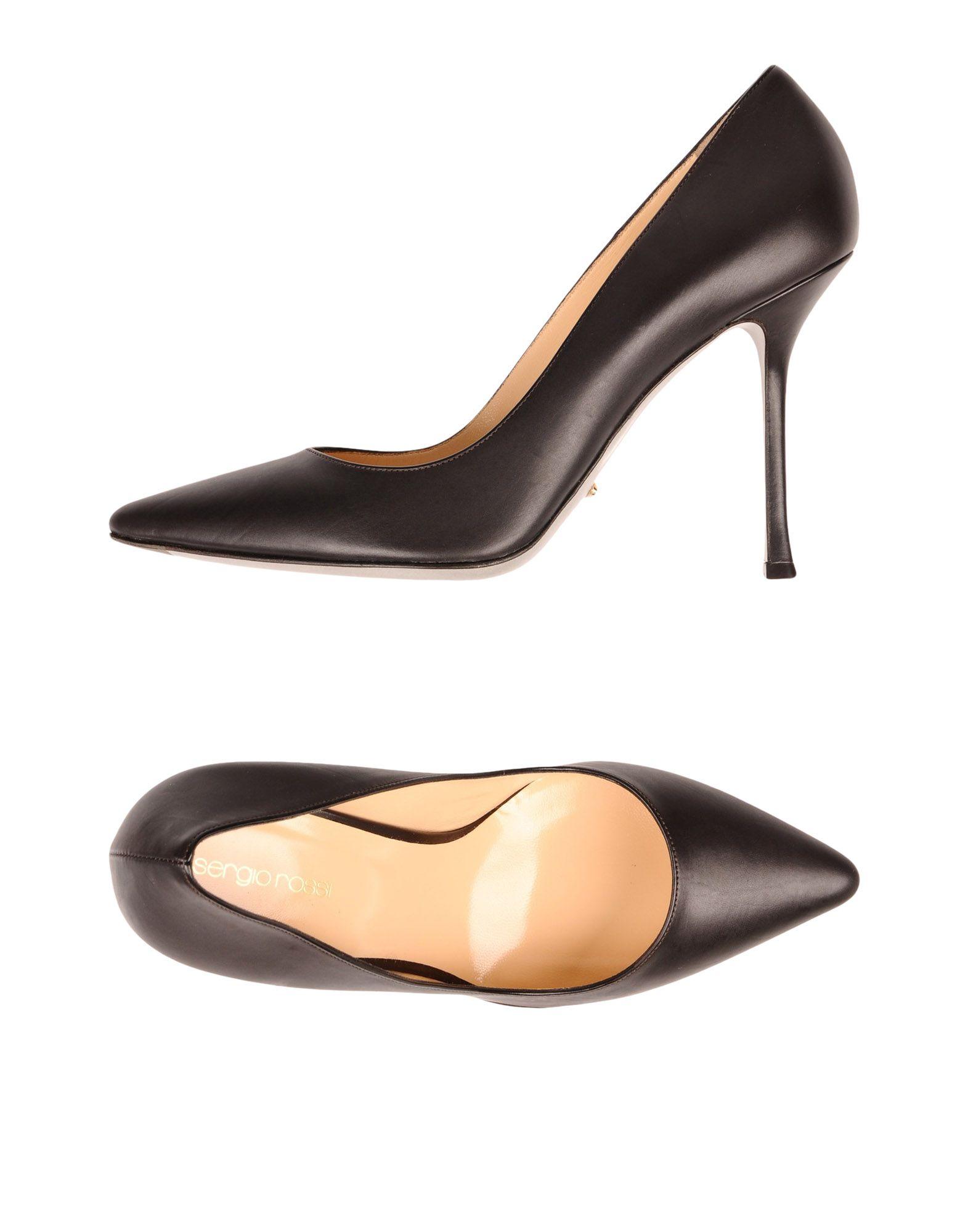 Sergio Rossi Pumps Damen  11433996IO Beliebte Schuhe