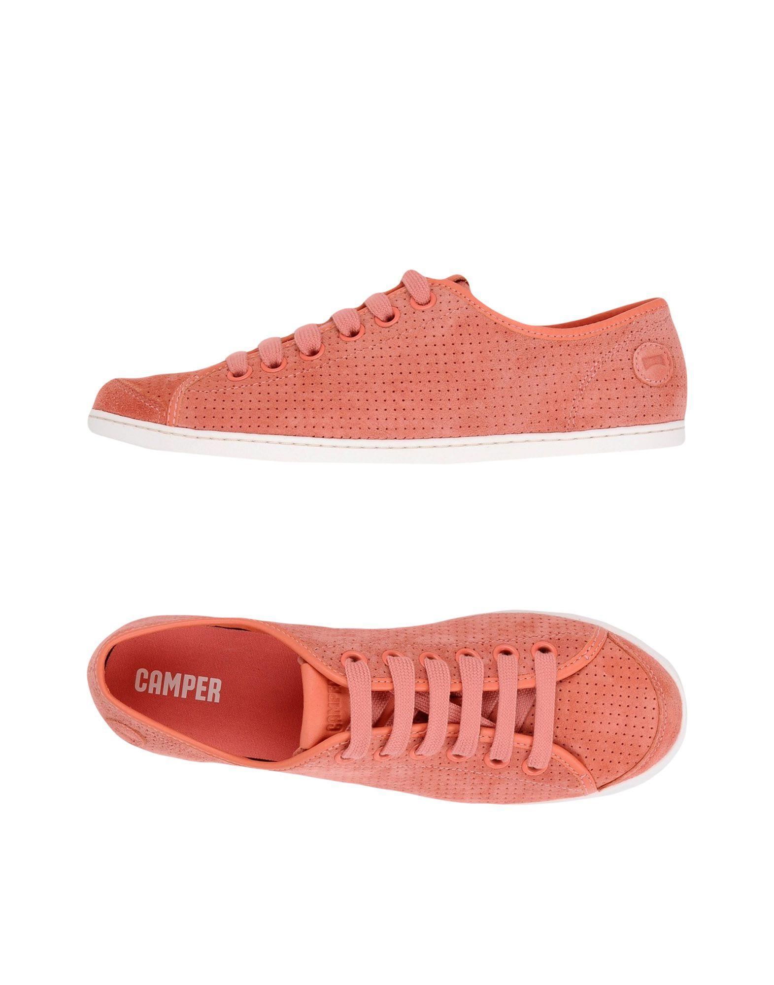 Zapatillas Camper Uno - Mujer Mujer Mujer - Zapatillas Camper  Coral 48d94b