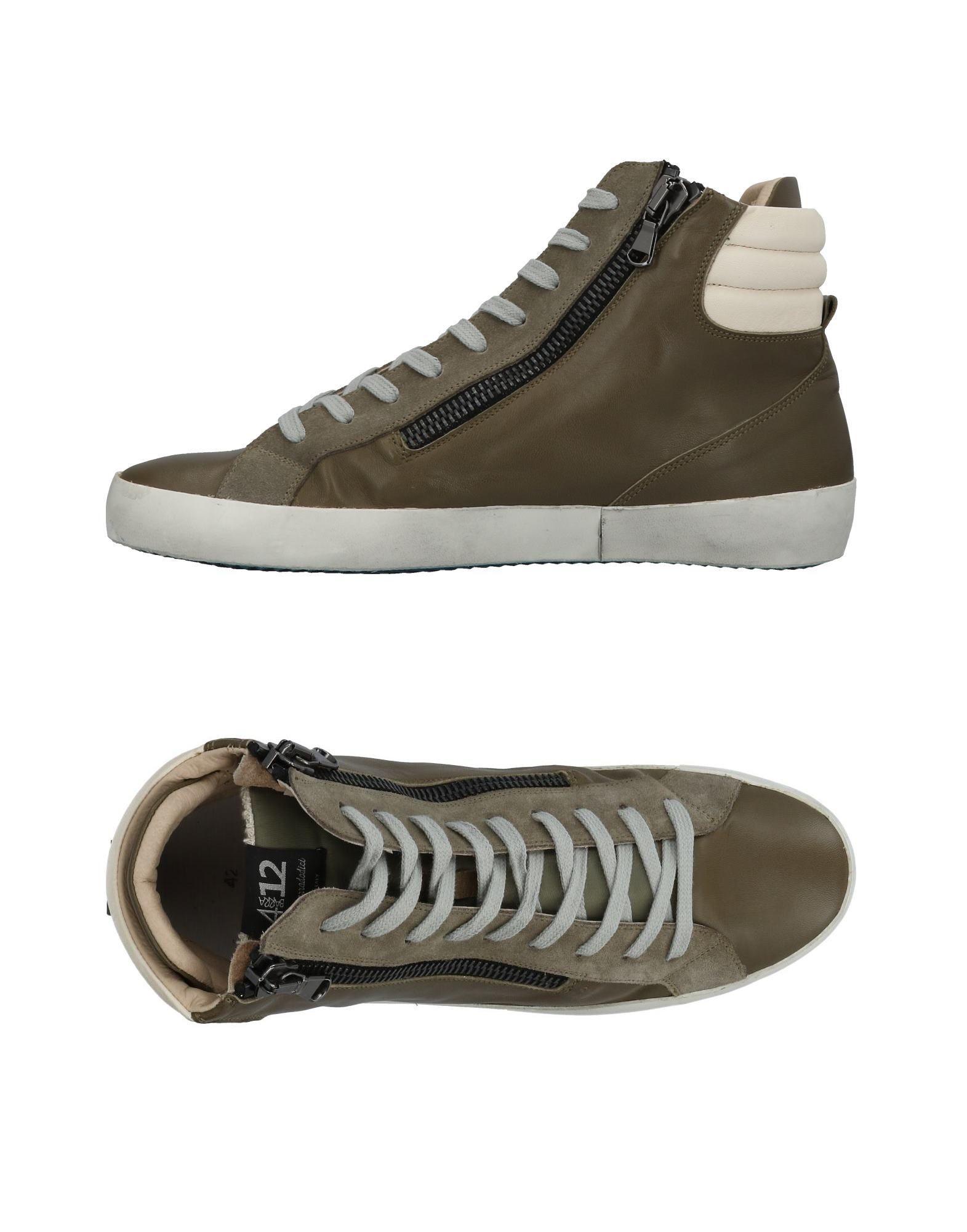 Quattrobarradodici Sneakers Herren  11434019VT Heiße Schuhe