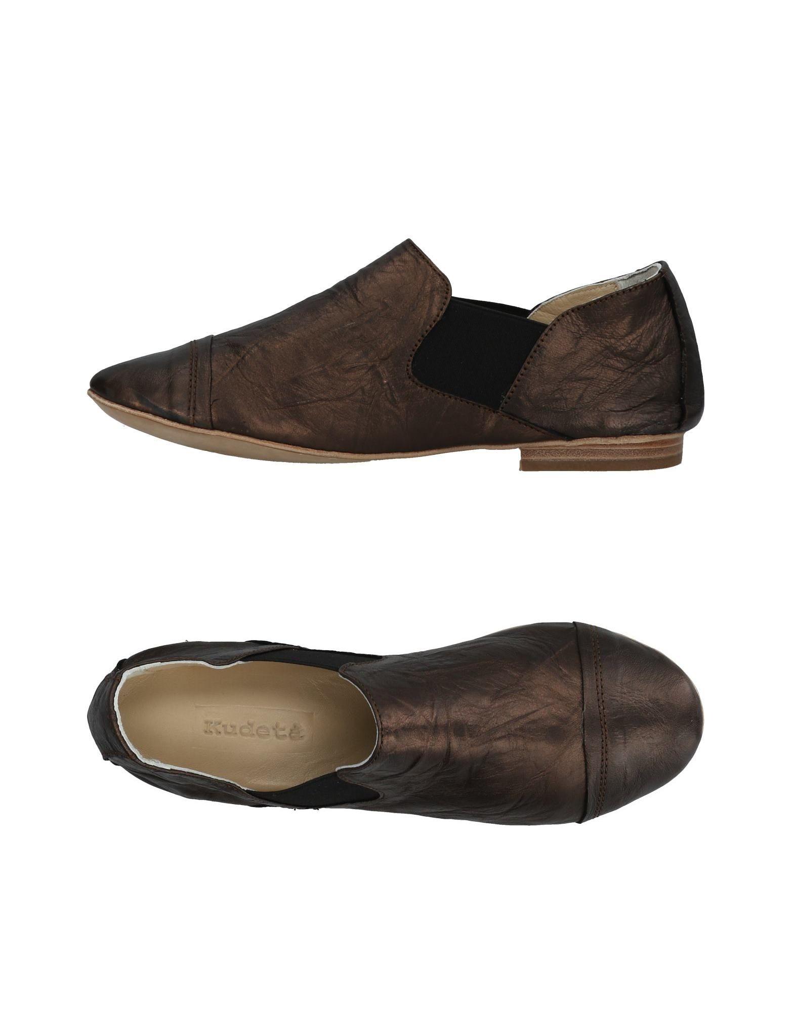 Günstige und modische Schuhe Kudetà Mokassins Damen  11434087DE