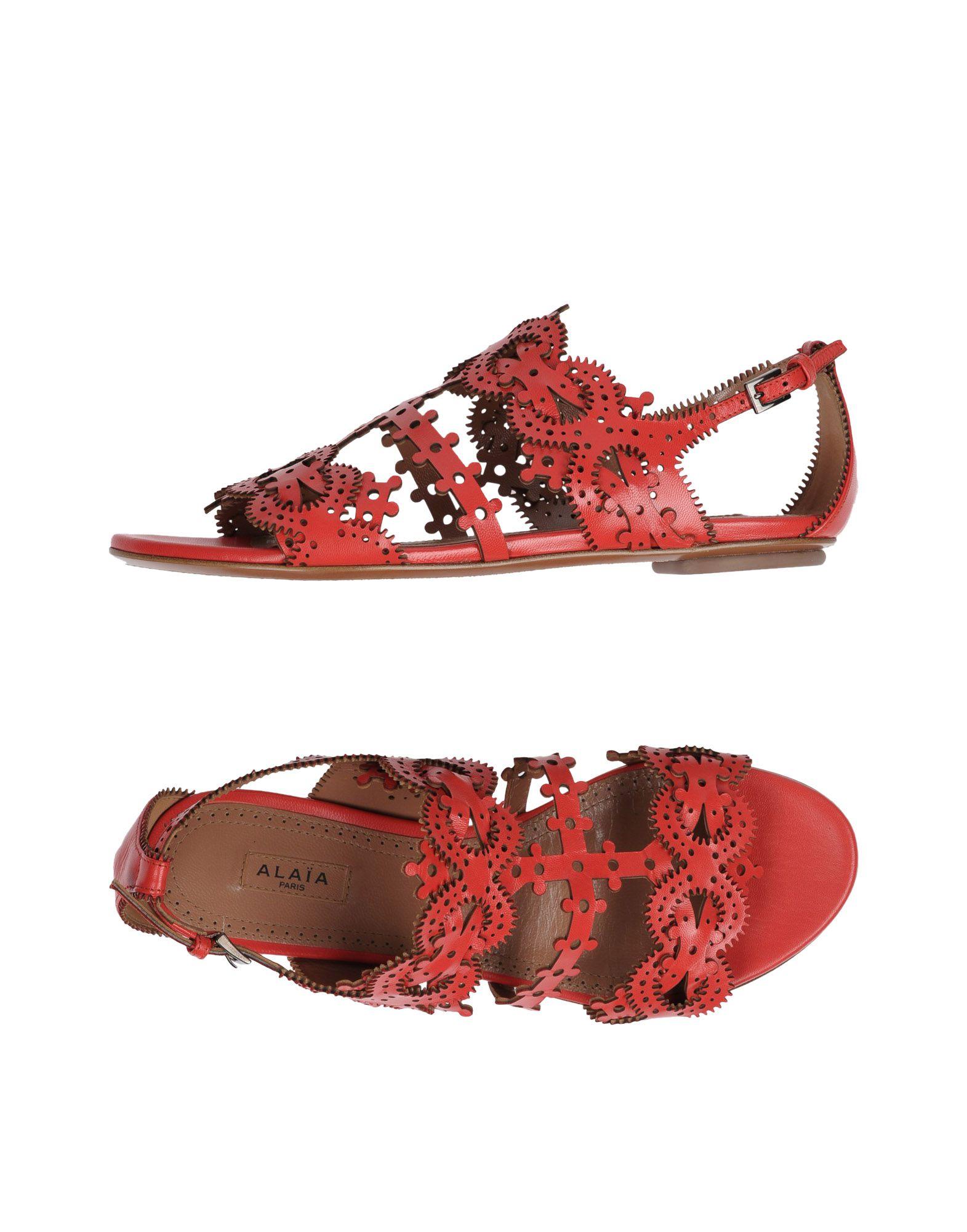 Alaïa gut Sandalen Damen  11434092TSGünstige gut Alaïa aussehende Schuhe ce6319