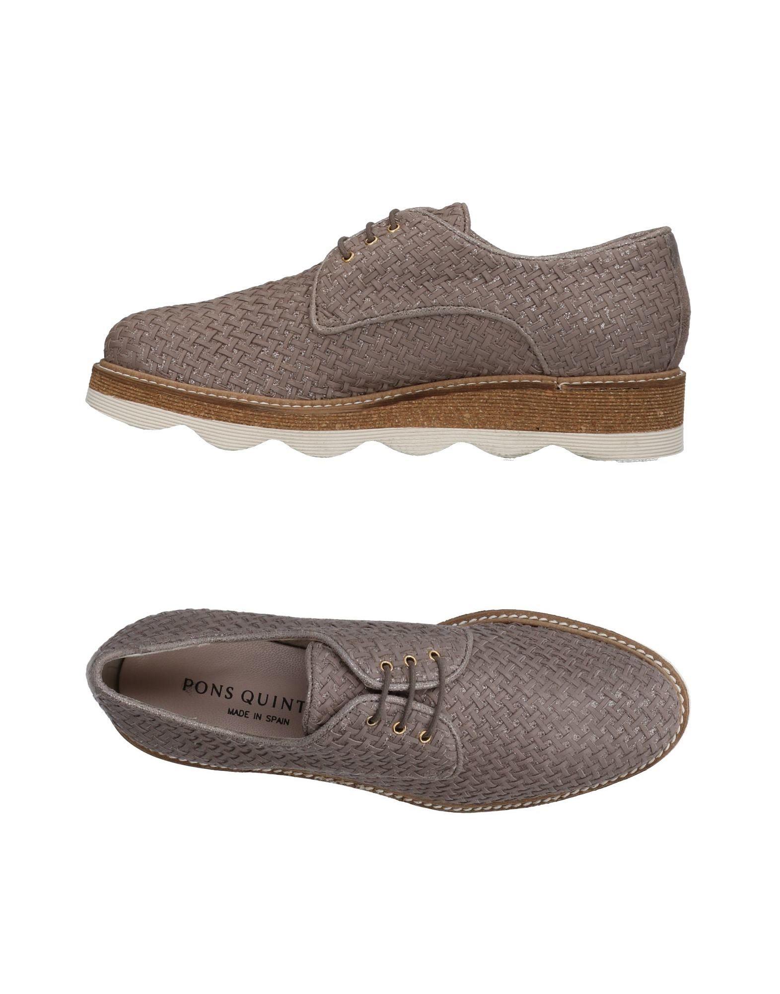 Pons Quintana Schnürschuhe Damen  11434096FR Gute Qualität beliebte Schuhe