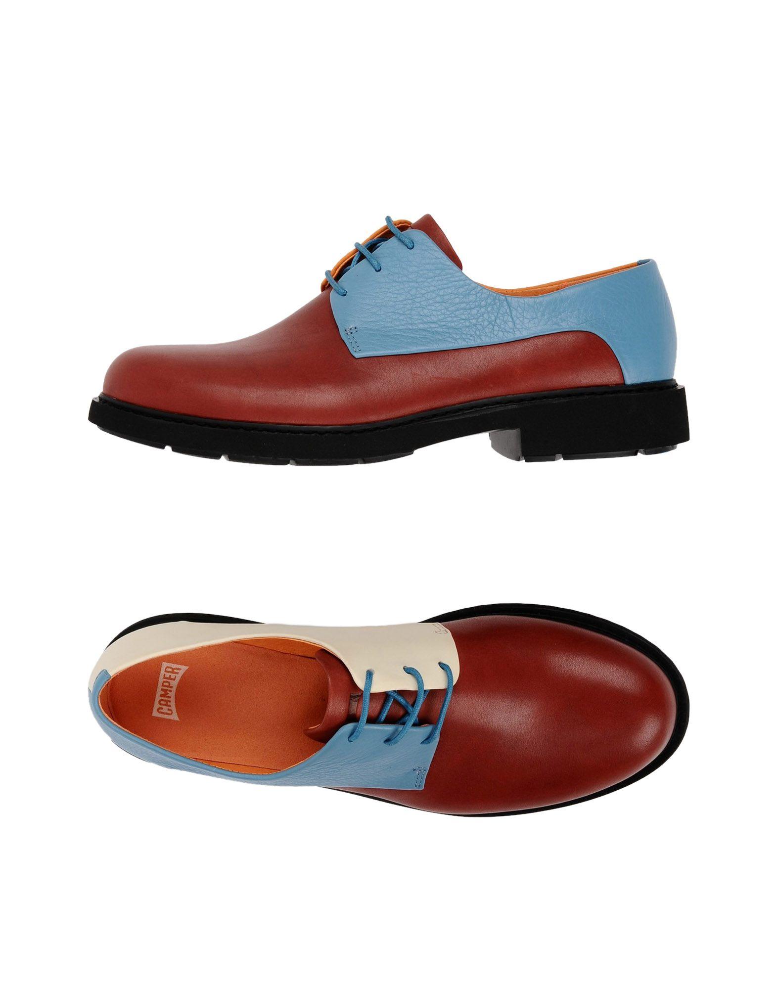 Chaussures À Lacets Camper Femme - Chaussures À Lacets Camper sur