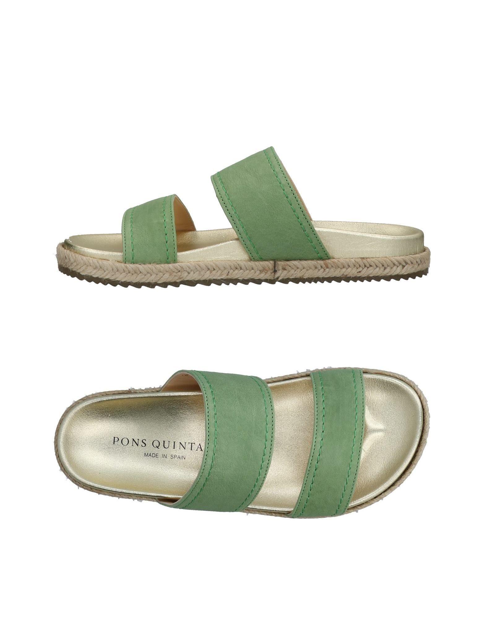 Pons Quintana Sandalen Damen  11434135OF Gute Qualität beliebte Schuhe