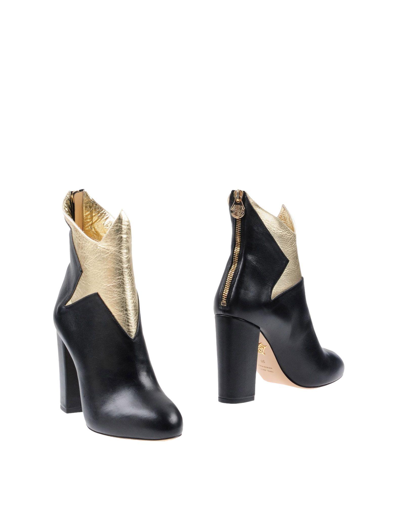 Charlotte Olympia Stiefelette Damen  11434204CGGünstige gut aussehende Schuhe