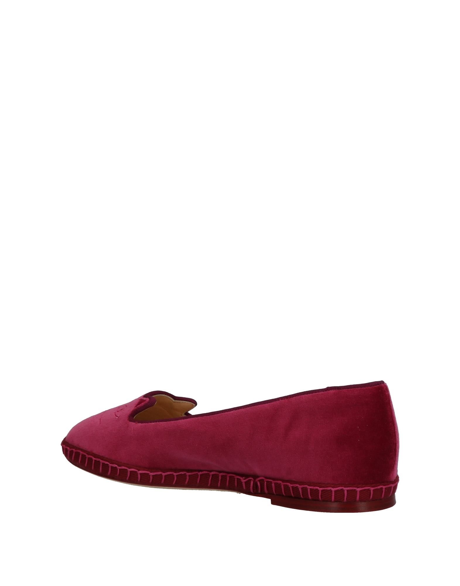 Charlotte Olympia Ballerinas Damen  11434209VOGünstige gut aussehende Schuhe