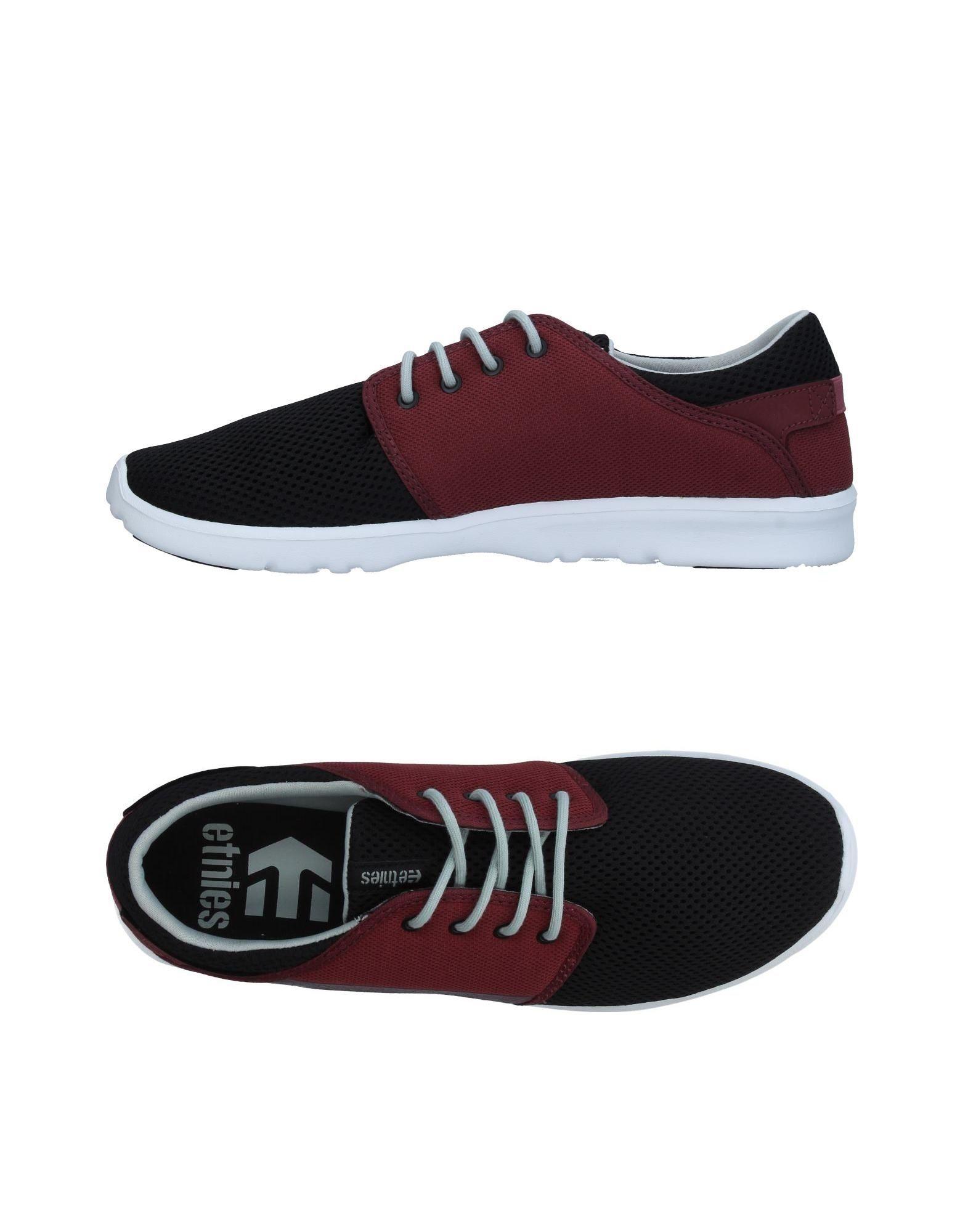 Sneakers Etnies Homme - Sneakers Etnies  Noir Chaussures femme pas cher homme et femme