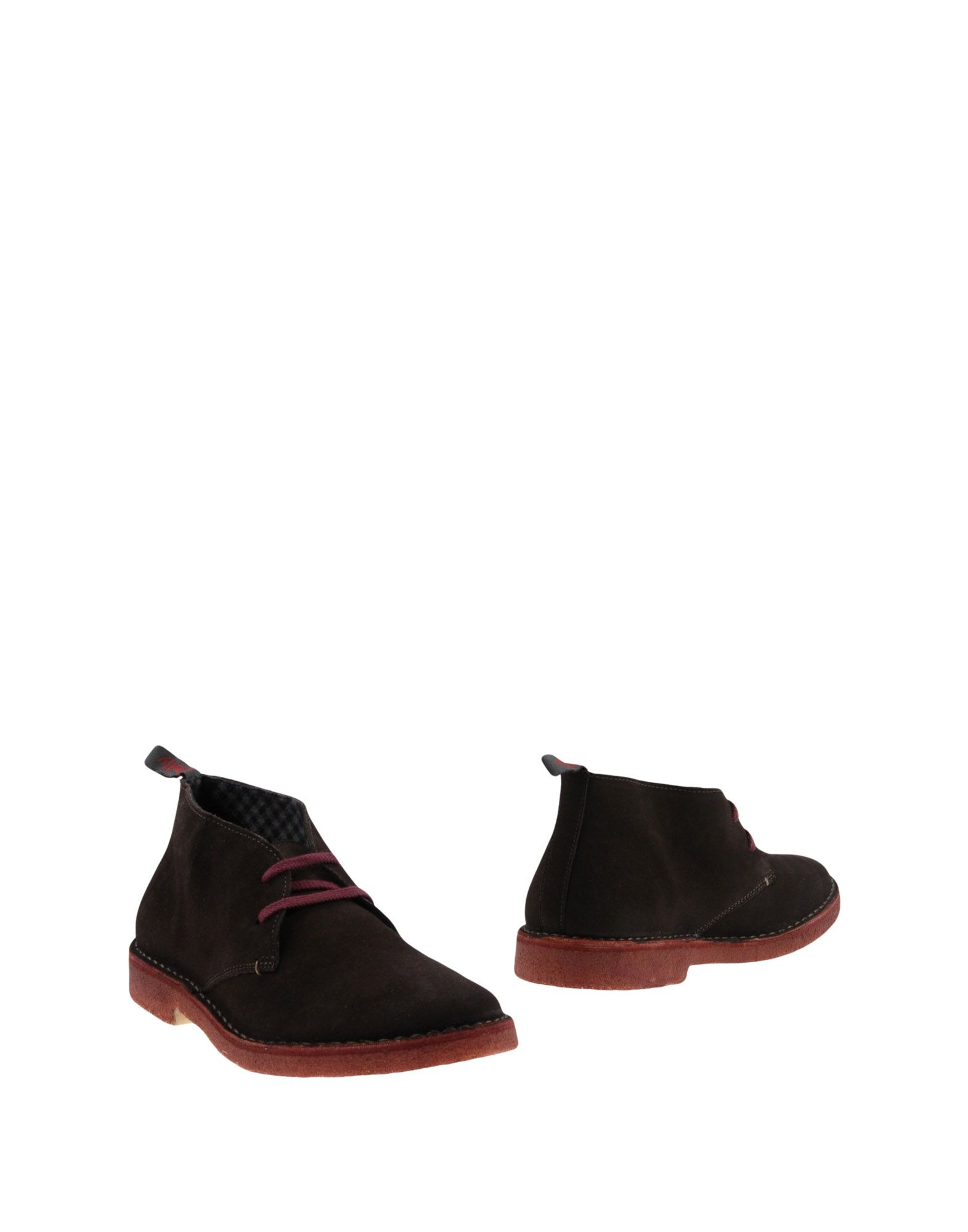 Rabatt echte Schuhe Wally Walker Stiefelette Herren  11434263JW