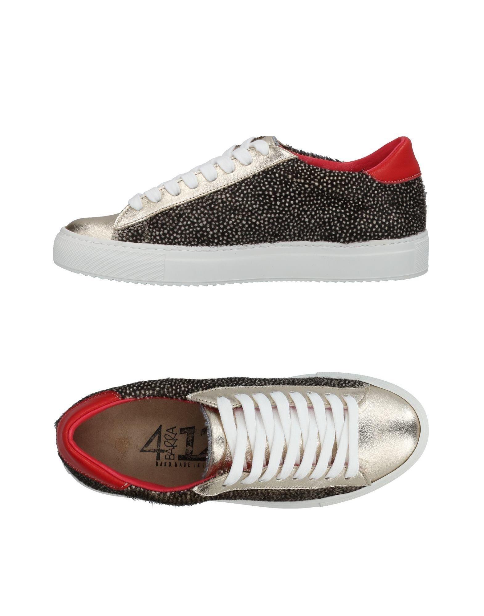 Günstige und modische Schuhe Quattrobarradodici Sneakers Damen  11434283QA