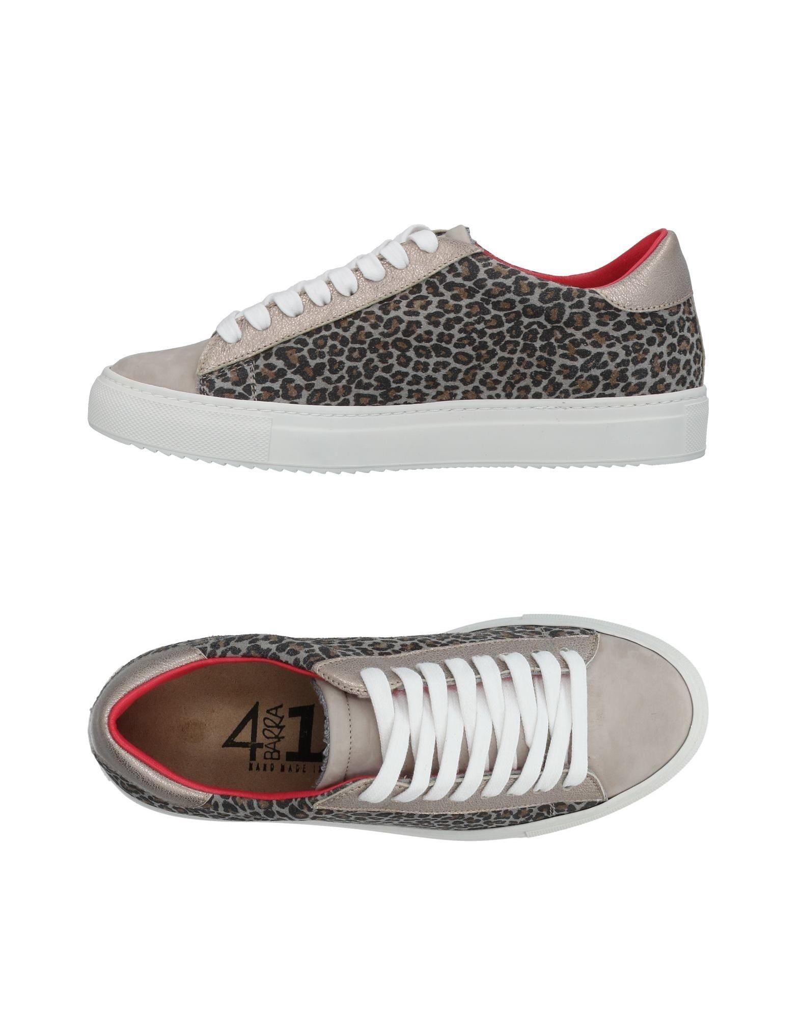 Haltbare Mode billige Schuhe Quattrobarradodici Sneakers Damen  11434308PK Heiße Schuhe