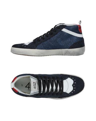 QUATTROBARRADODICI Sneakers Große Diskont Günstiger Preis Steckdose Genießen Spielraum Wiki Neueste Zum Verkauf Billig Kaufen Bestellen h3QGAOhf
