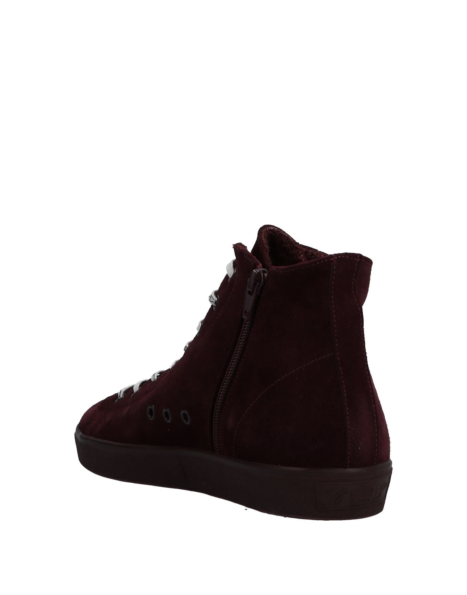 Sneakers Leather - Crown Uomo - Leather 11434335OC 5a12e1