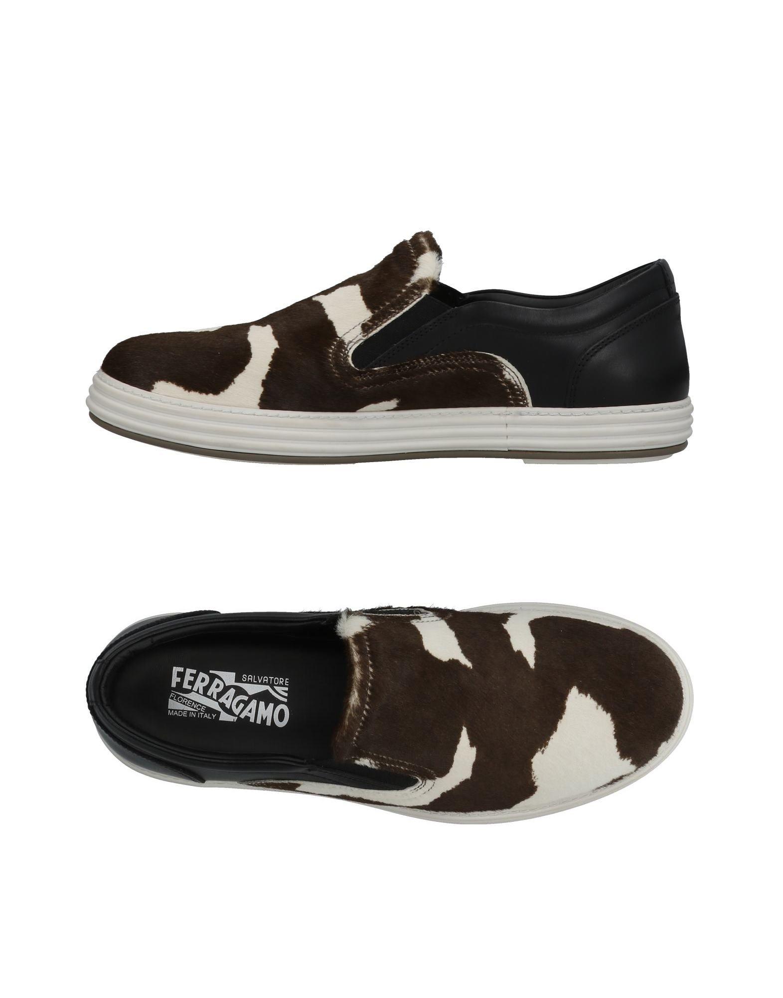 Salvatore Ferragamo Sneakers Herren  11434341IK Gute Qualität beliebte Schuhe