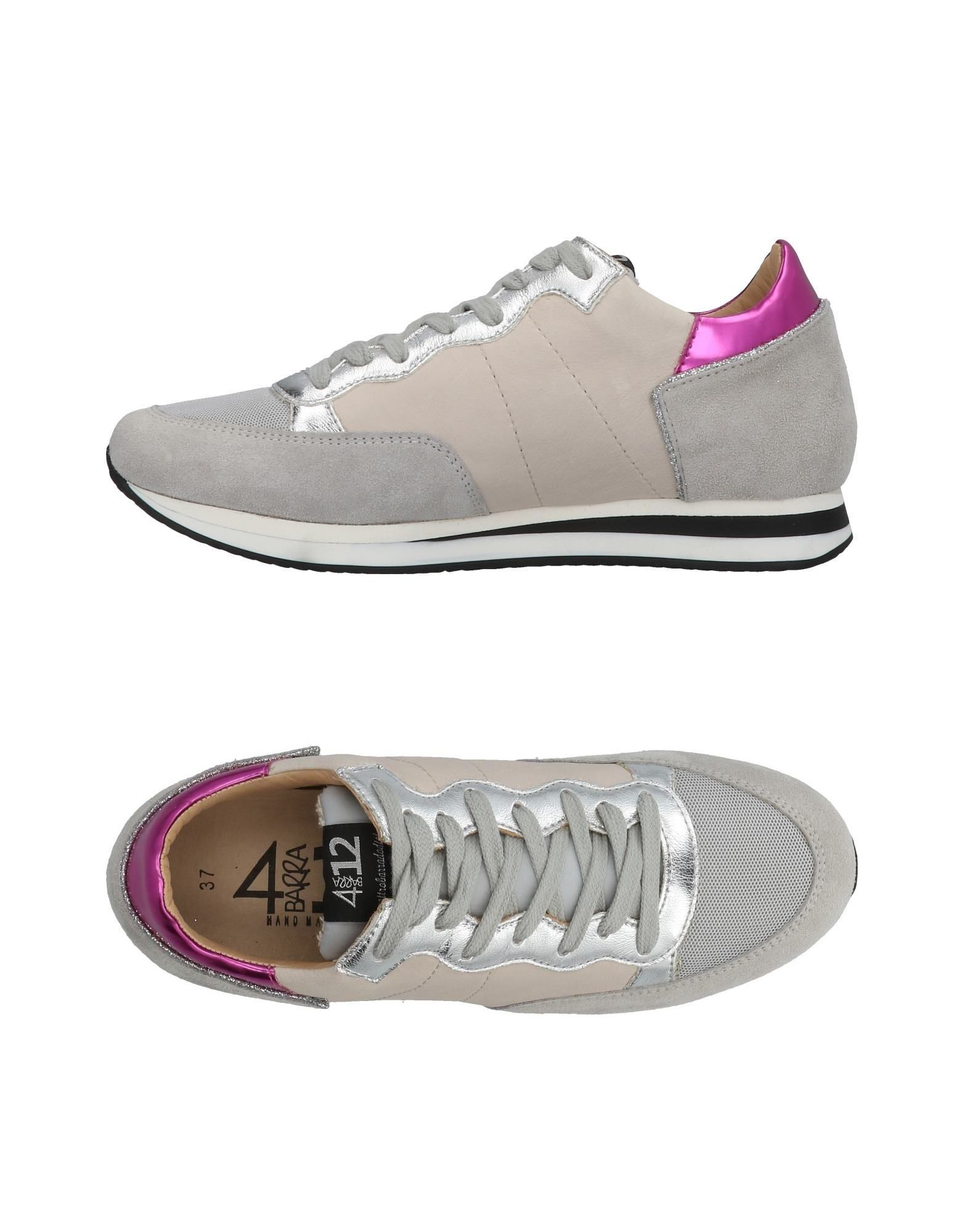 Moda Sneakers Quattrobarradodici Donna - 11434358SU