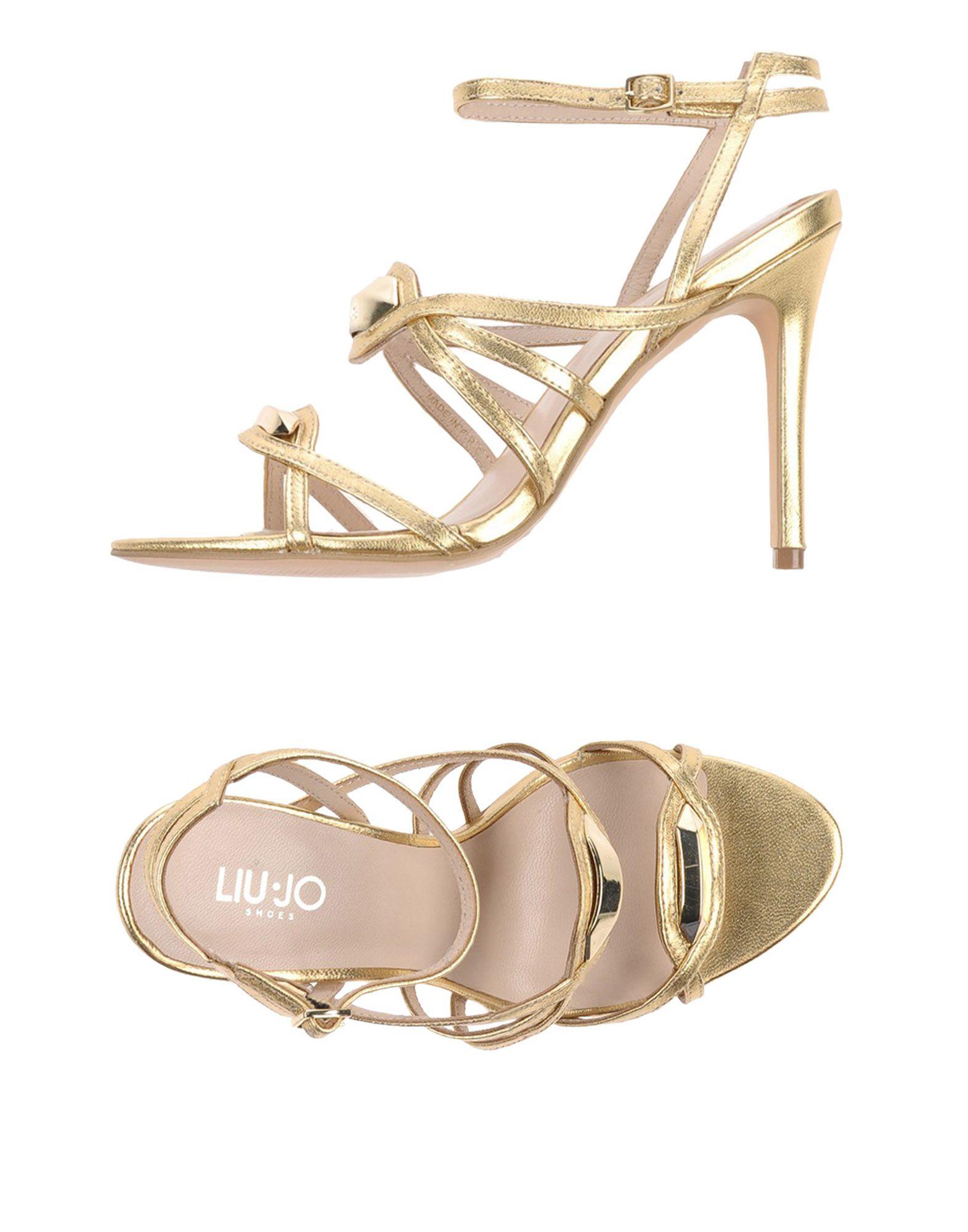 Liu •Jo Schuhes Sandalen Damen Gutes Preis-Leistungs-Verhältnis, es lohnt sich 7690