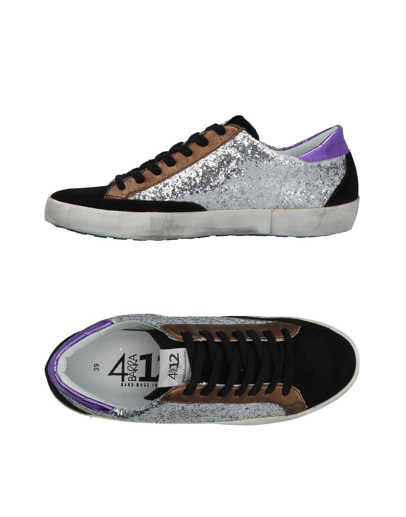 Quattrobarradodici Sneakers Damen  11434360ON Gute Qualität beliebte Schuhe