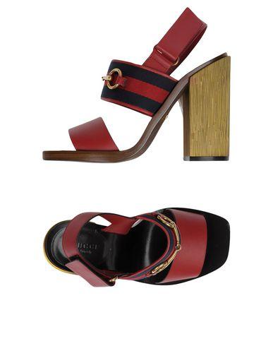 c43ff78b037c Gucci Sandals - Women Gucci Sandals online on YOOX United States -  11434409LJ