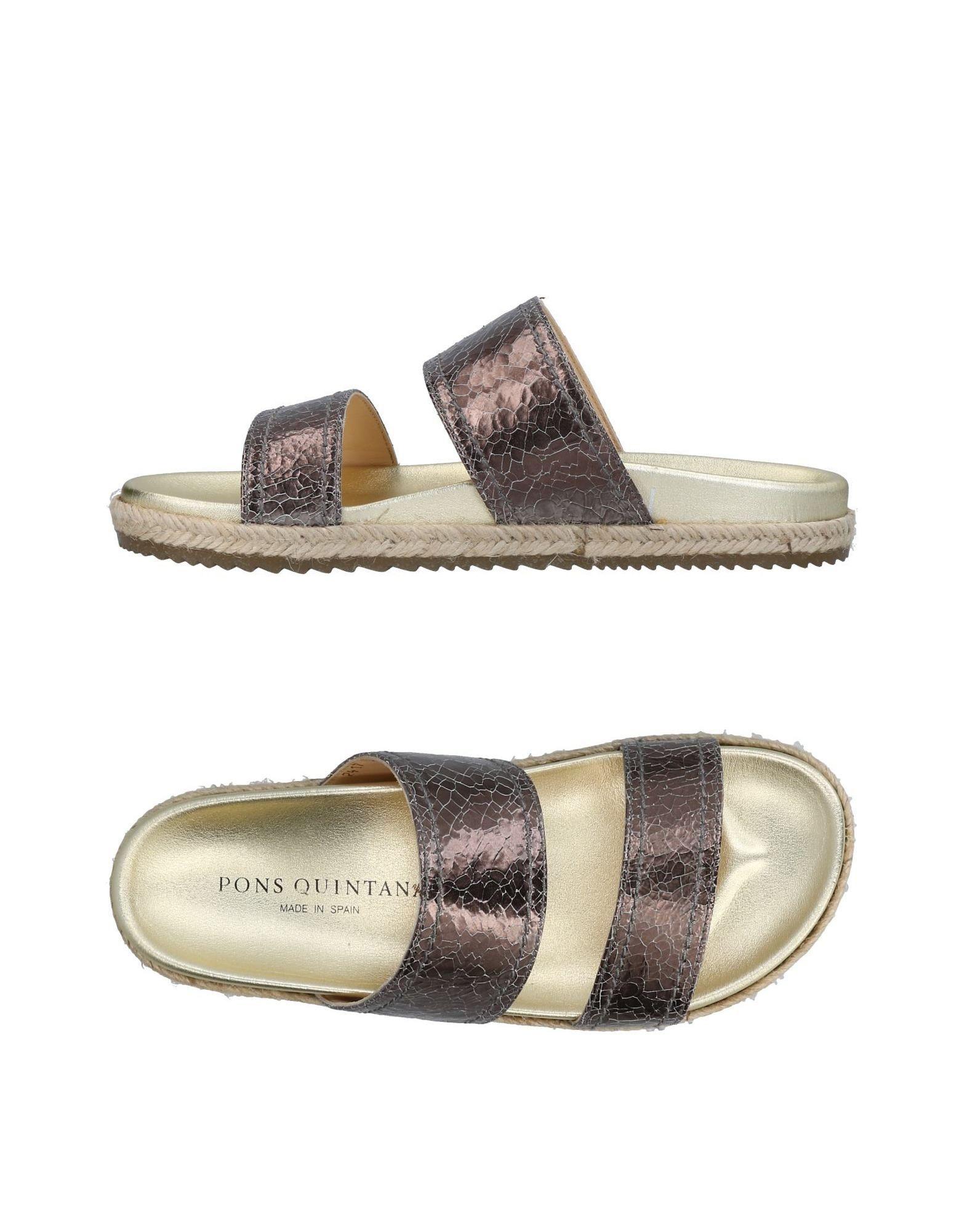 Pons Quintana Sandalen Damen  11434418HF Gute Qualität beliebte Schuhe