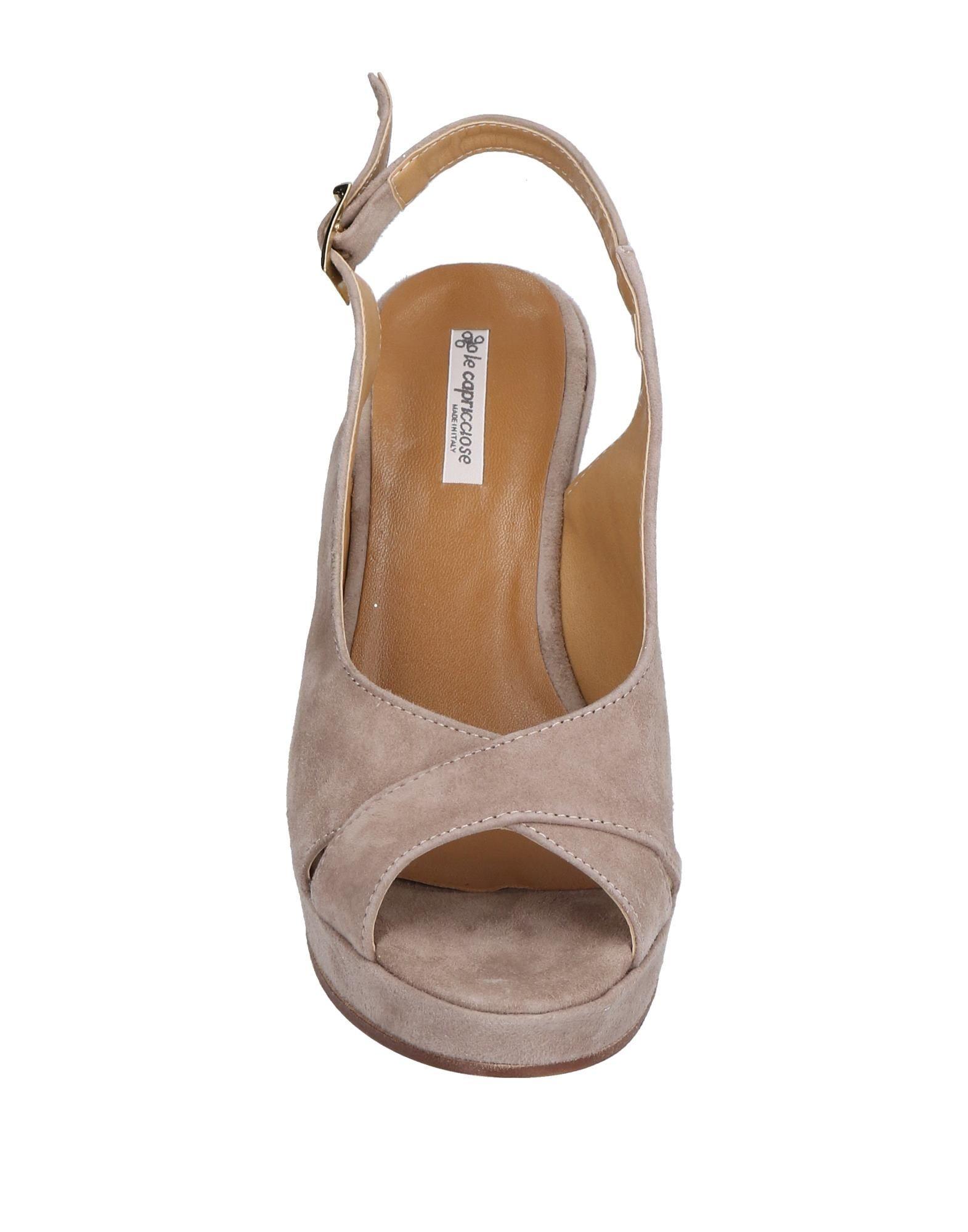Le Capricciose® Sandalen Damen  11434437JA Gute Qualität beliebte beliebte Qualität Schuhe c5c166