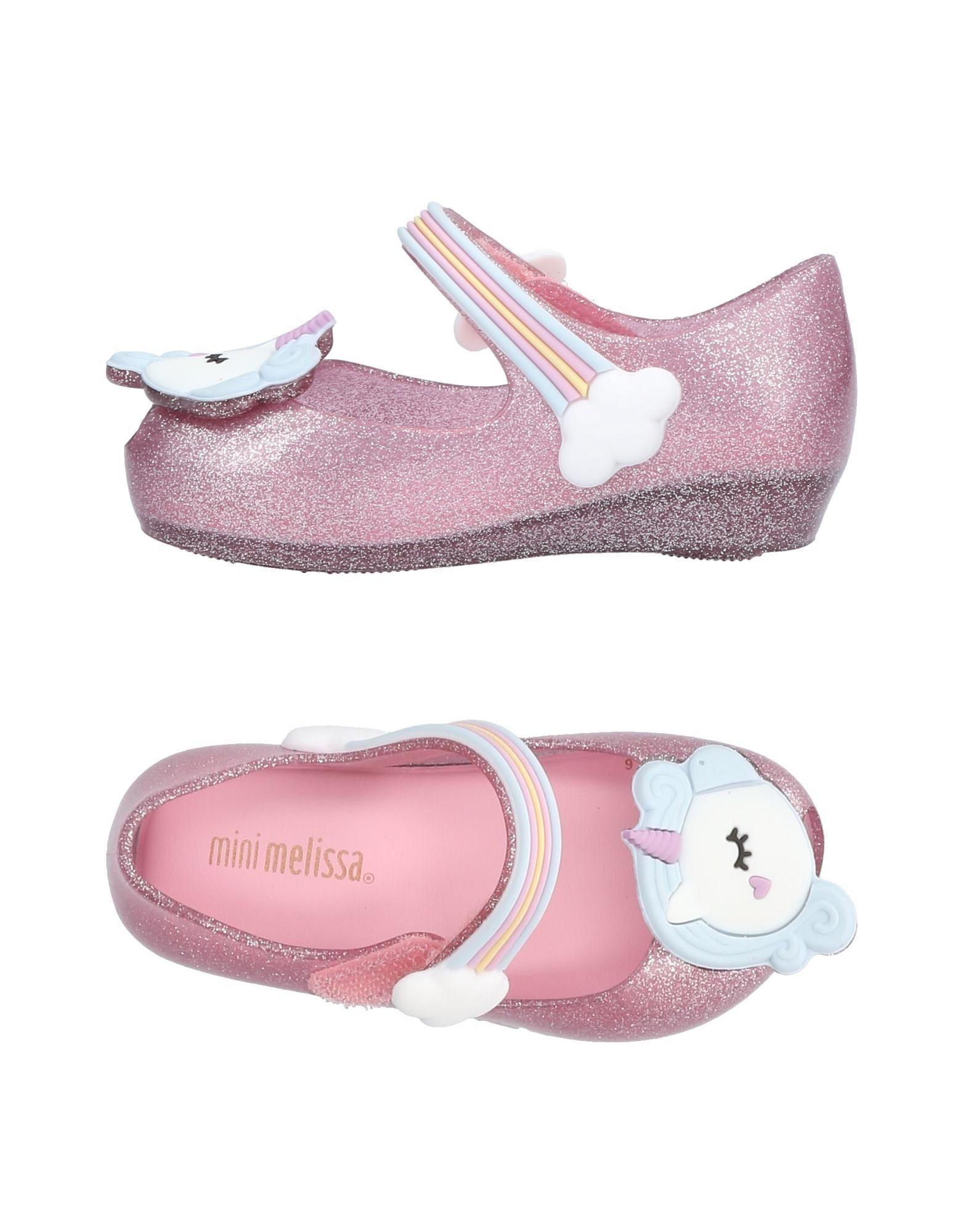 Mini Melissa Ballet Flats Girl 0 24 months online on YOOX Hong Kong