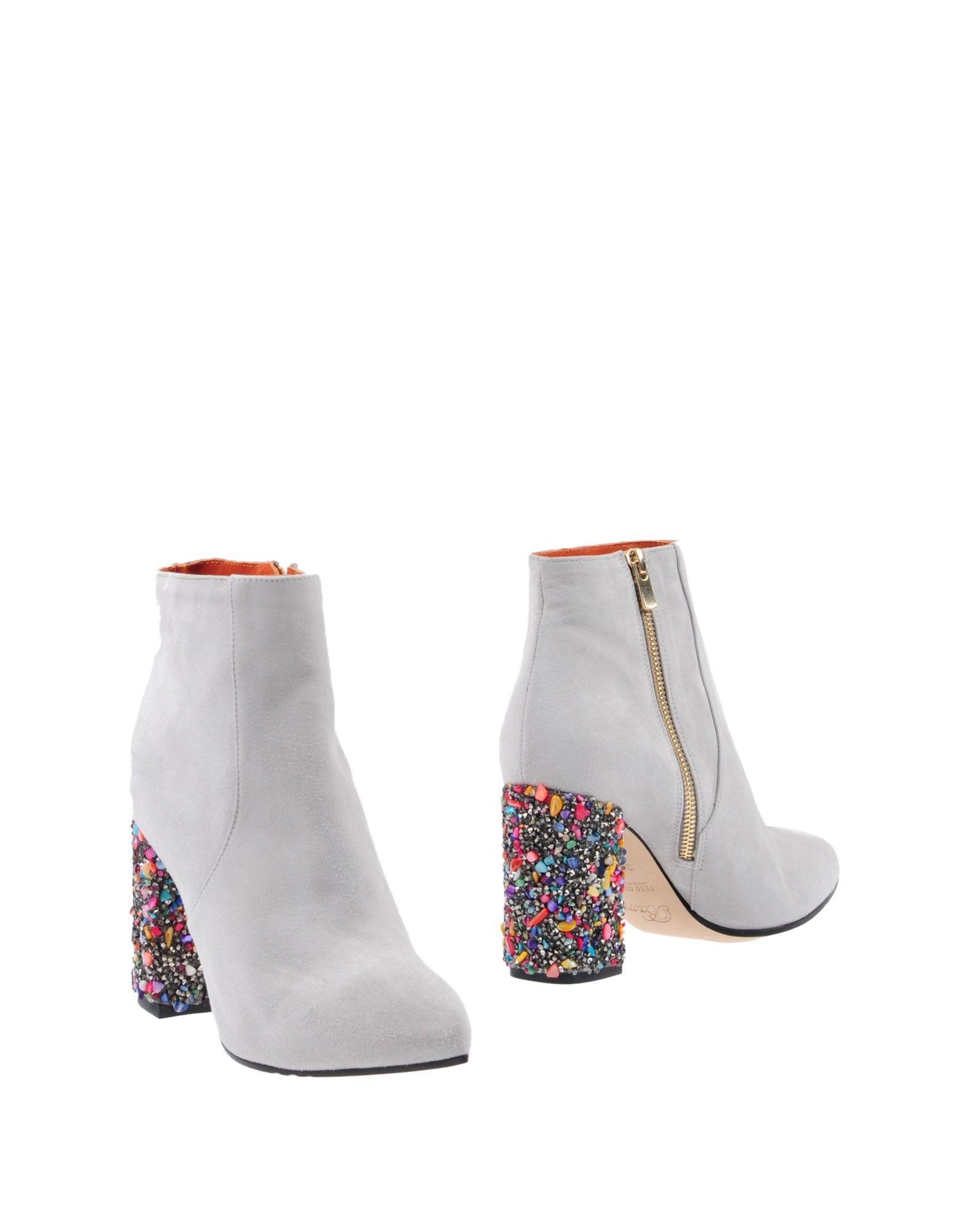 Stilvolle billige Schuhe Bams Stiefelette Damen  11434506UN
