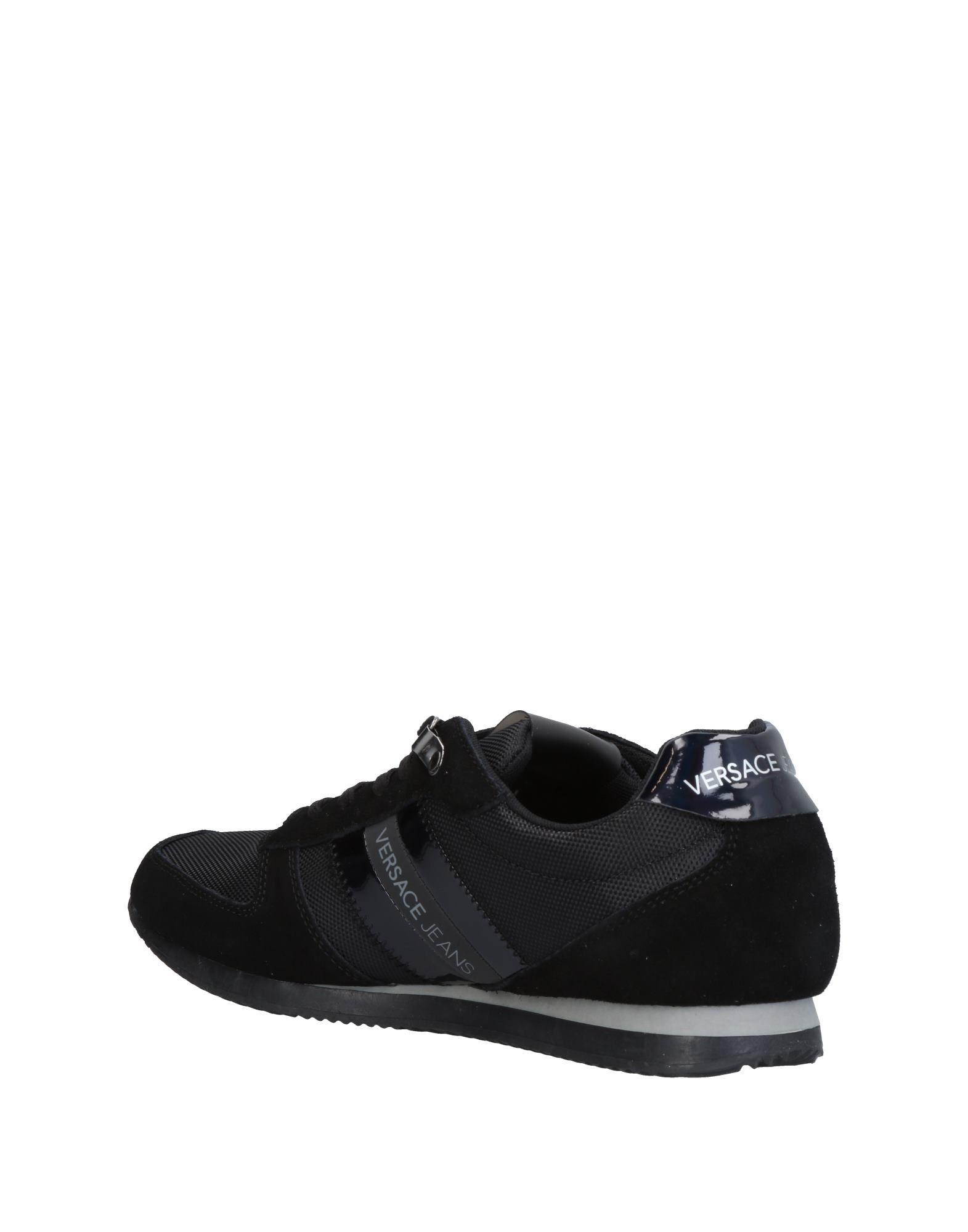 Rabatt echte Schuhe  Versace Jeans Sneakers Herren  Schuhe 11434531MV 20c385