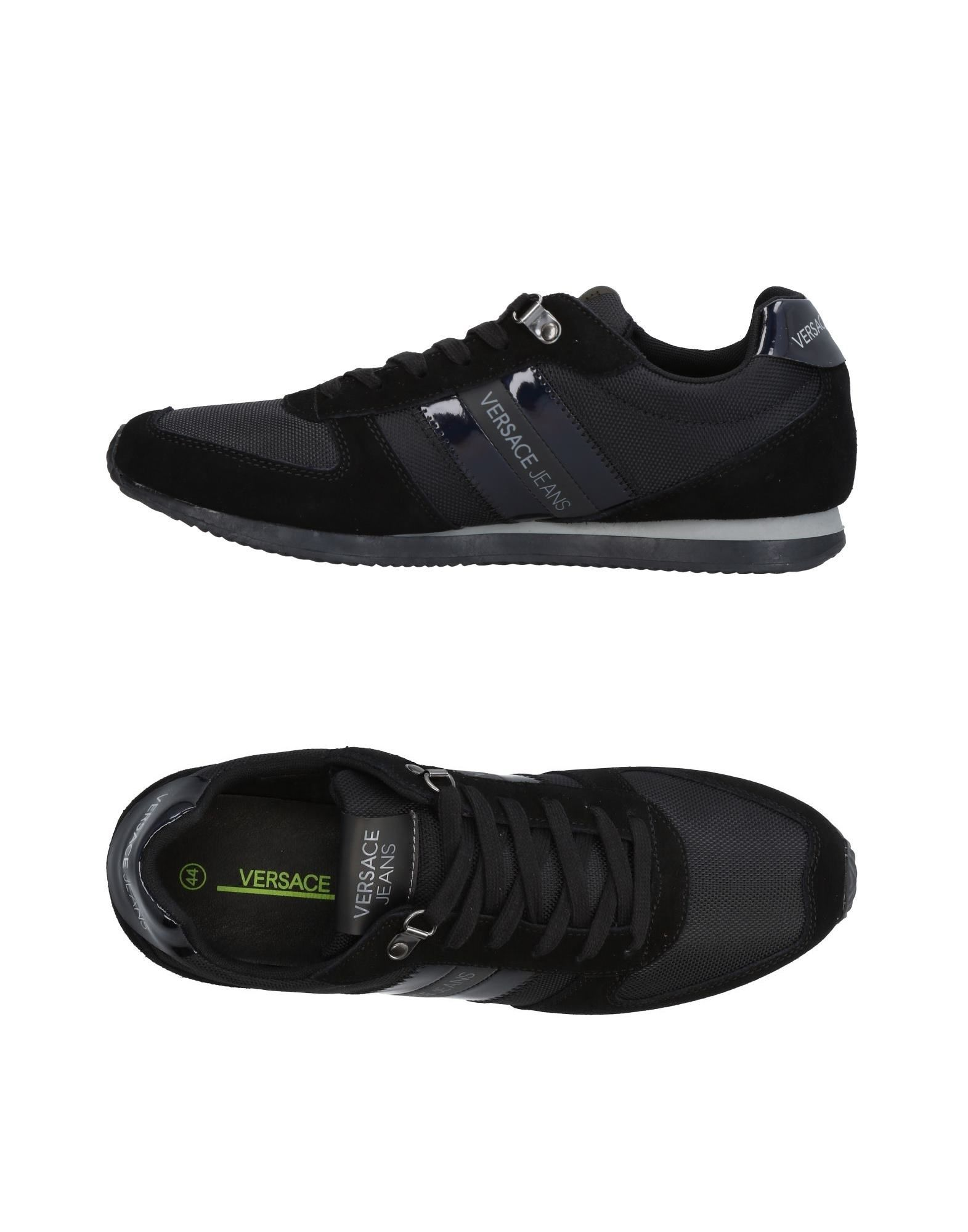Versace Versace Jeans Sneakers - Men Versace Versace Jeans Sneakers online on  United Kingdom - 11434531MV 746ab9