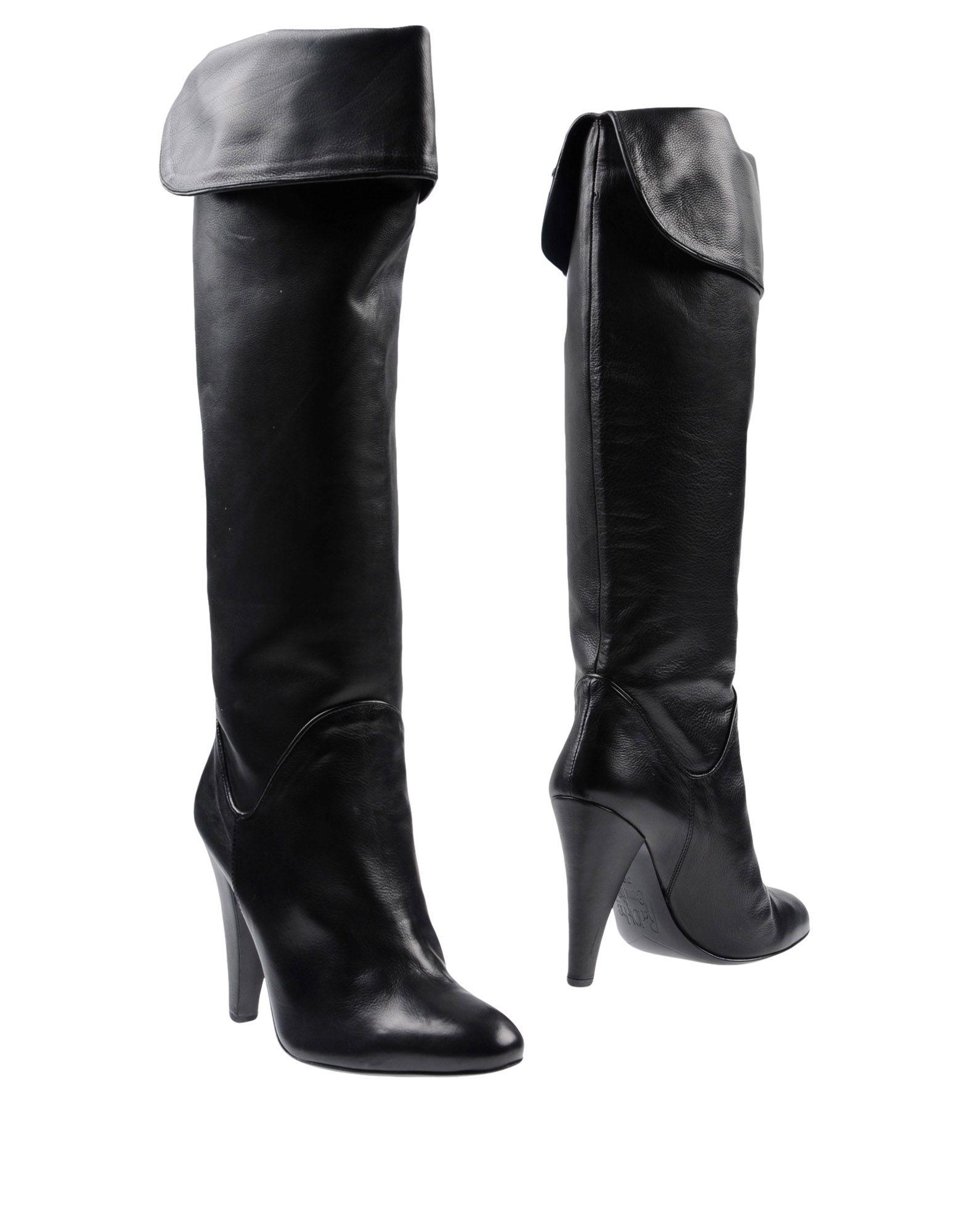 Rabatt Schuhe Rodolphe Menudier Stiefel Damen  11434536VO