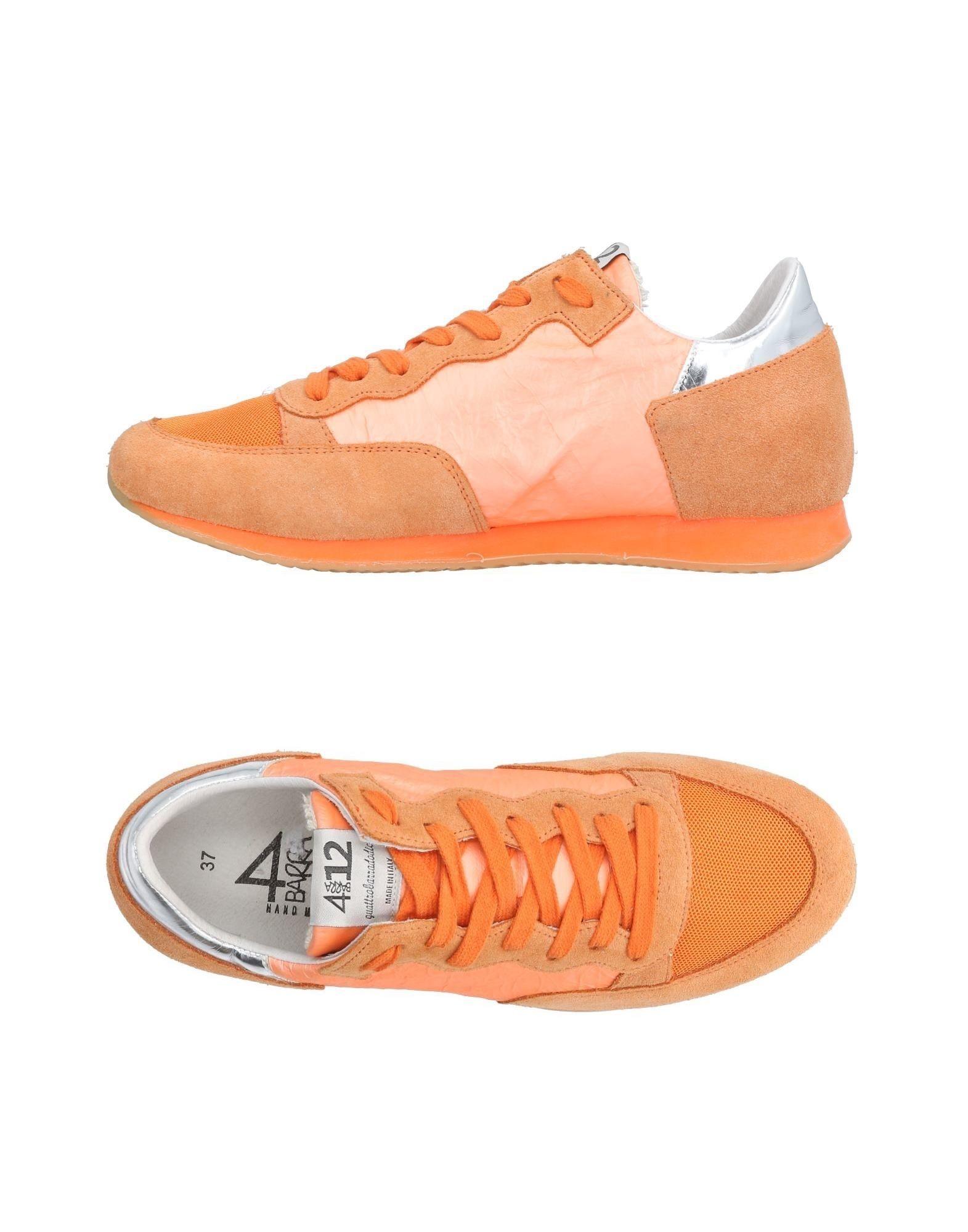 Quattrobarradodici Sneakers Damen  11434557KO Gute Qualität beliebte Schuhe