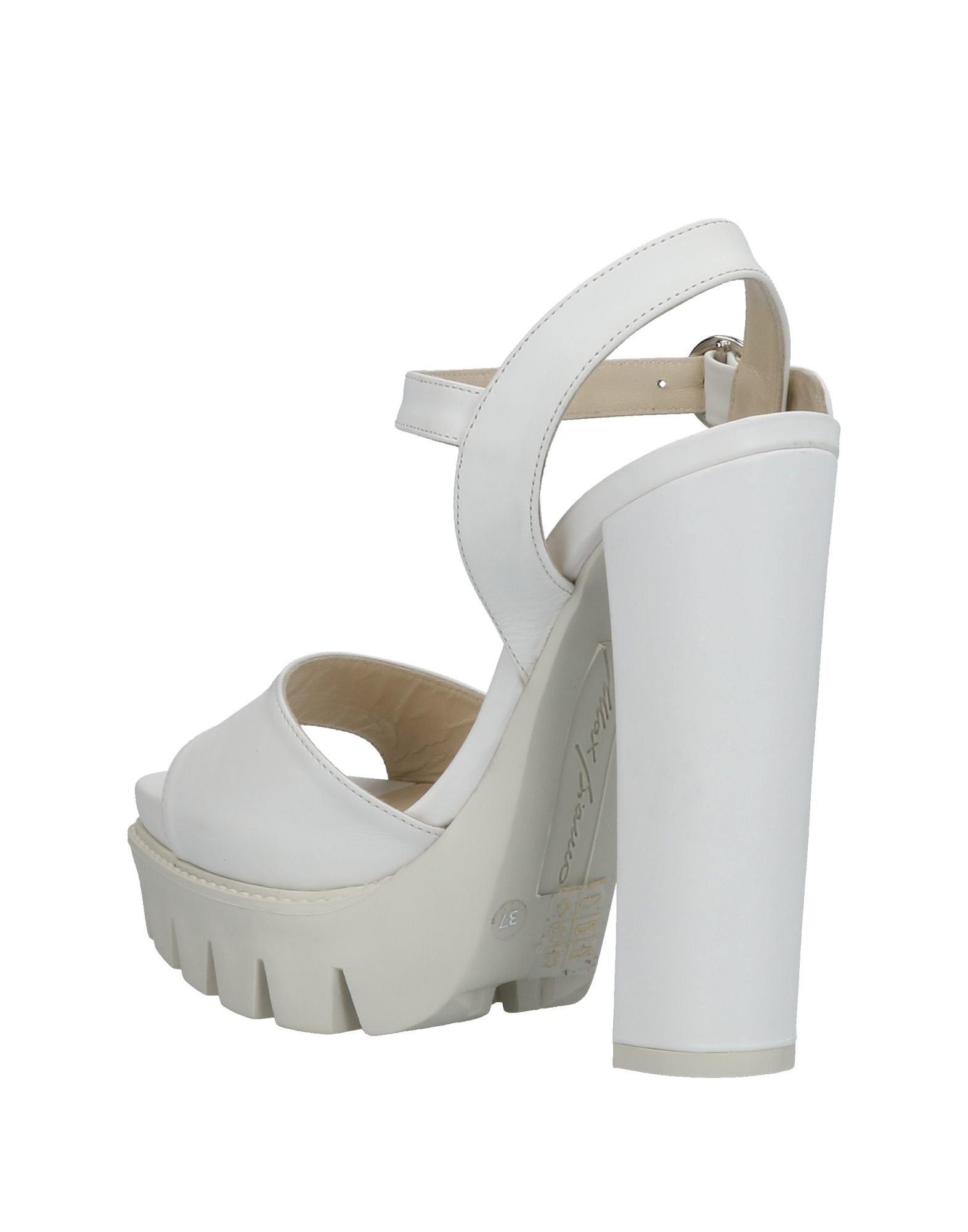 Max Bianco Bianco Max Sandalen Damen  11434657HW Neue Schuhe 117478