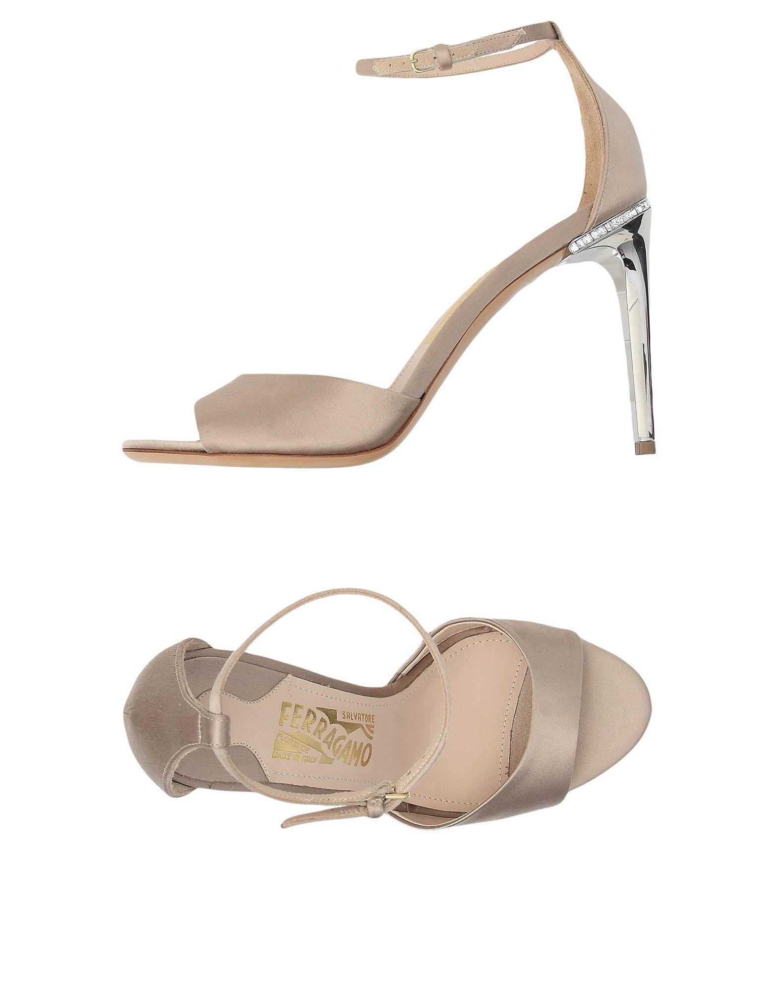 Rabatt Schuhe Salvatore Ferragamo Sandalen Damen  11434690CB