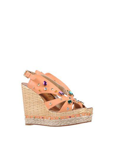 amp; Sandales Dolce Dolce Saumon amp; Gabbana 7gqEIw