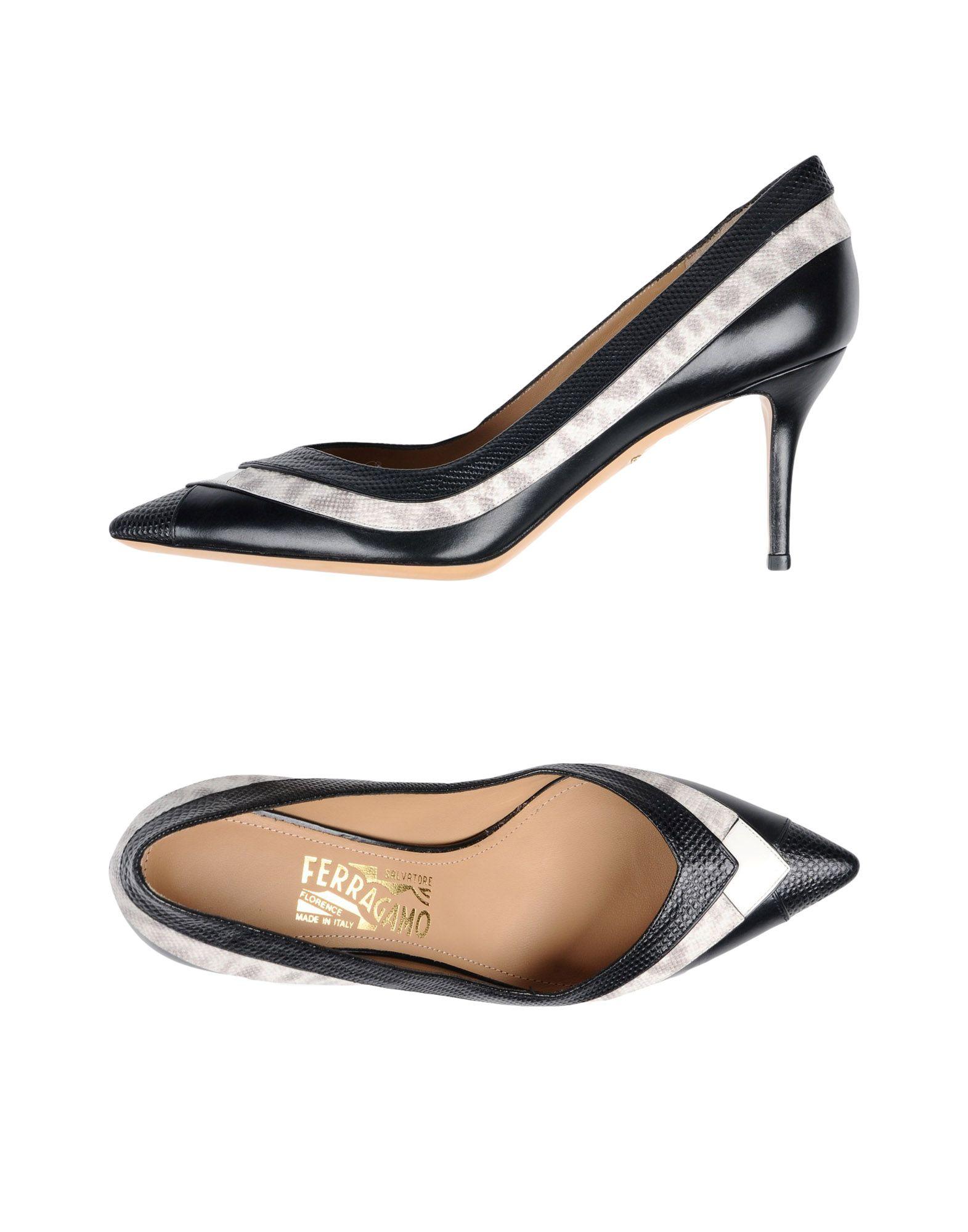 Rabatt Schuhe Salvatore Ferragamo Pumps Damen  11434719IG