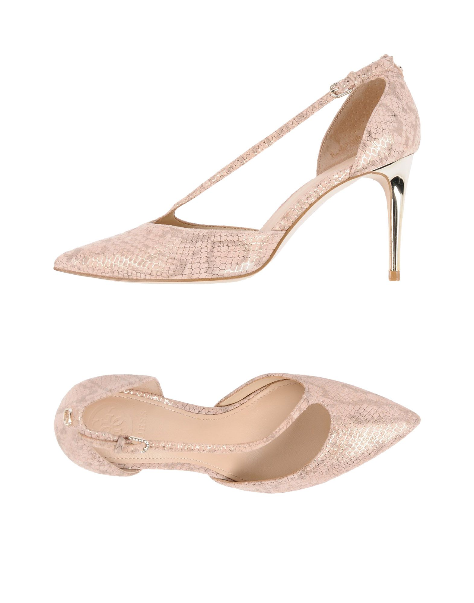 6235aec68 Guess Pump - Women Guess Pumps online on YOOX United States - 11434743